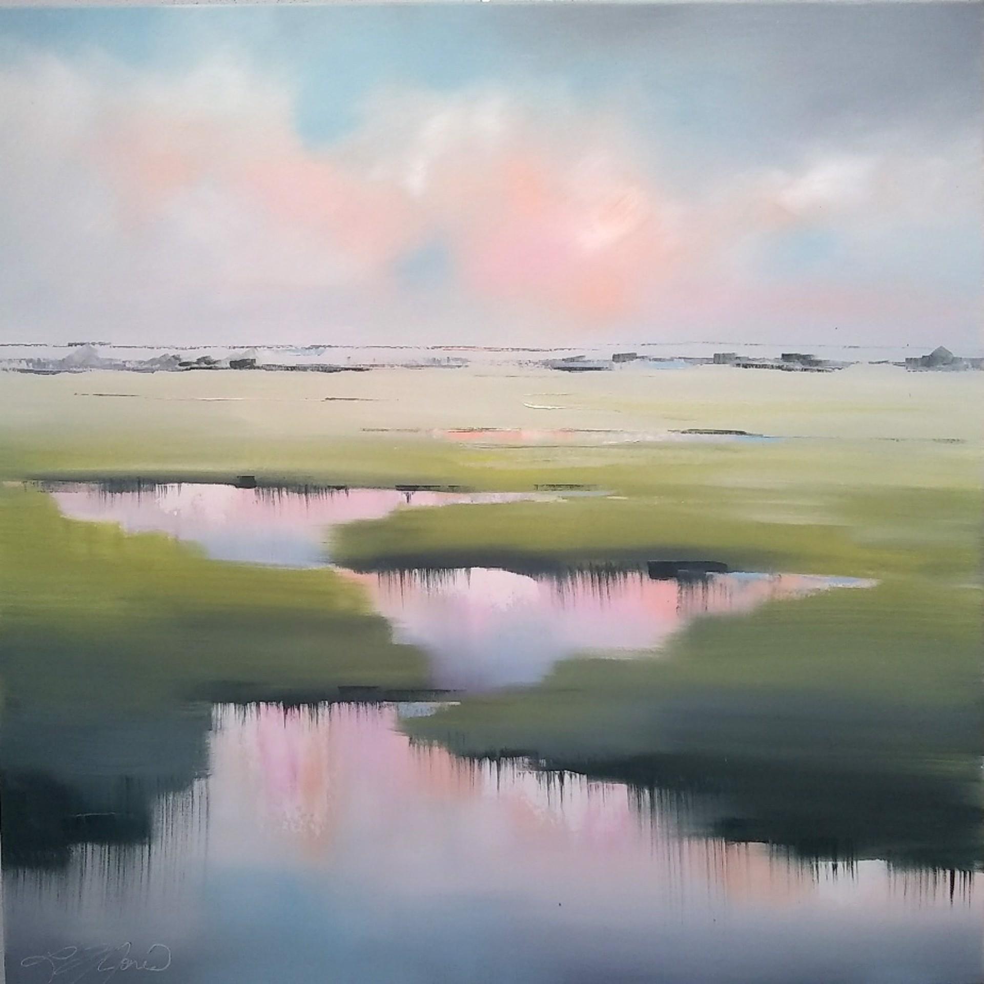 Coastal View by Lindsay H. Jones