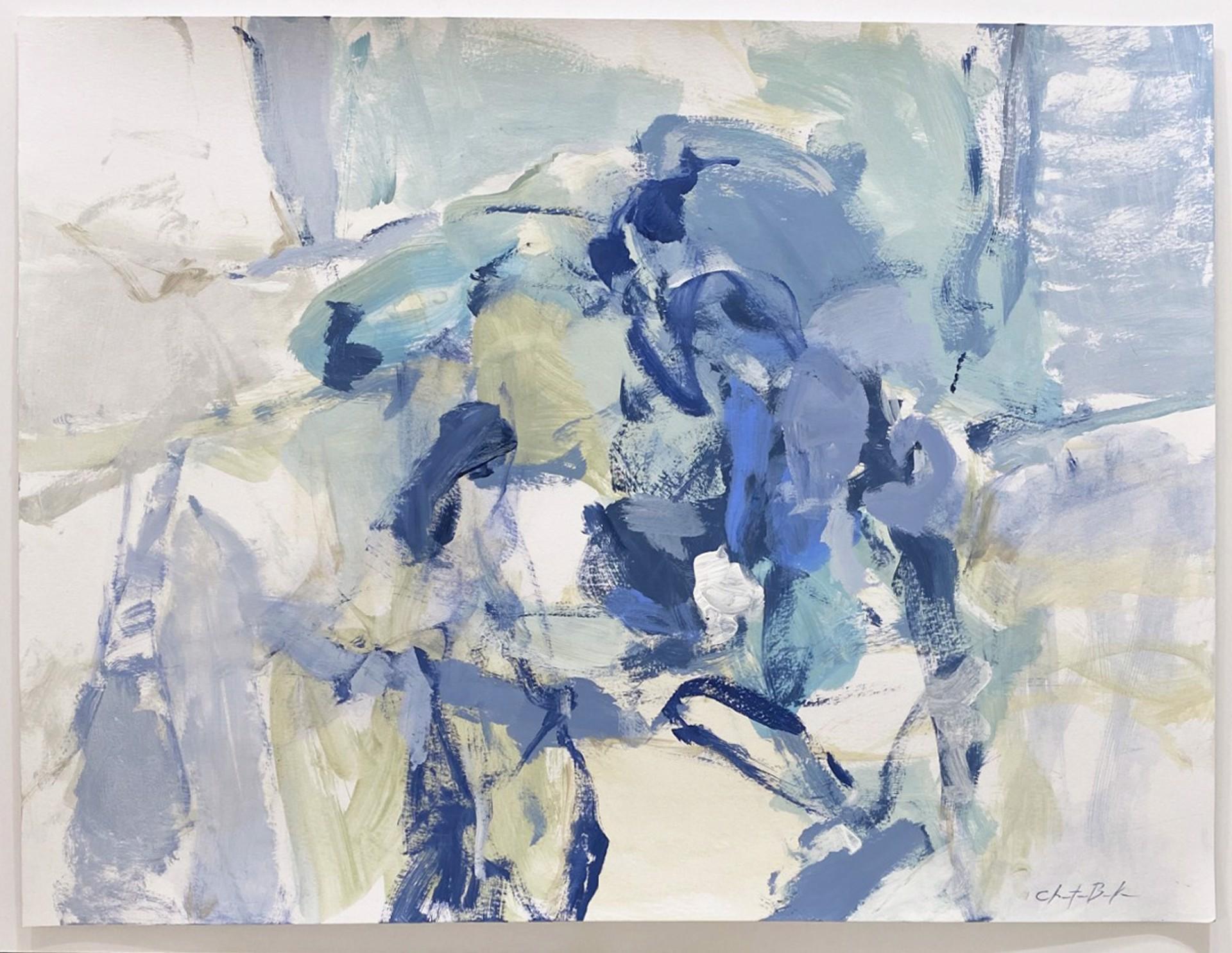 Monday Blues by Christina Baker