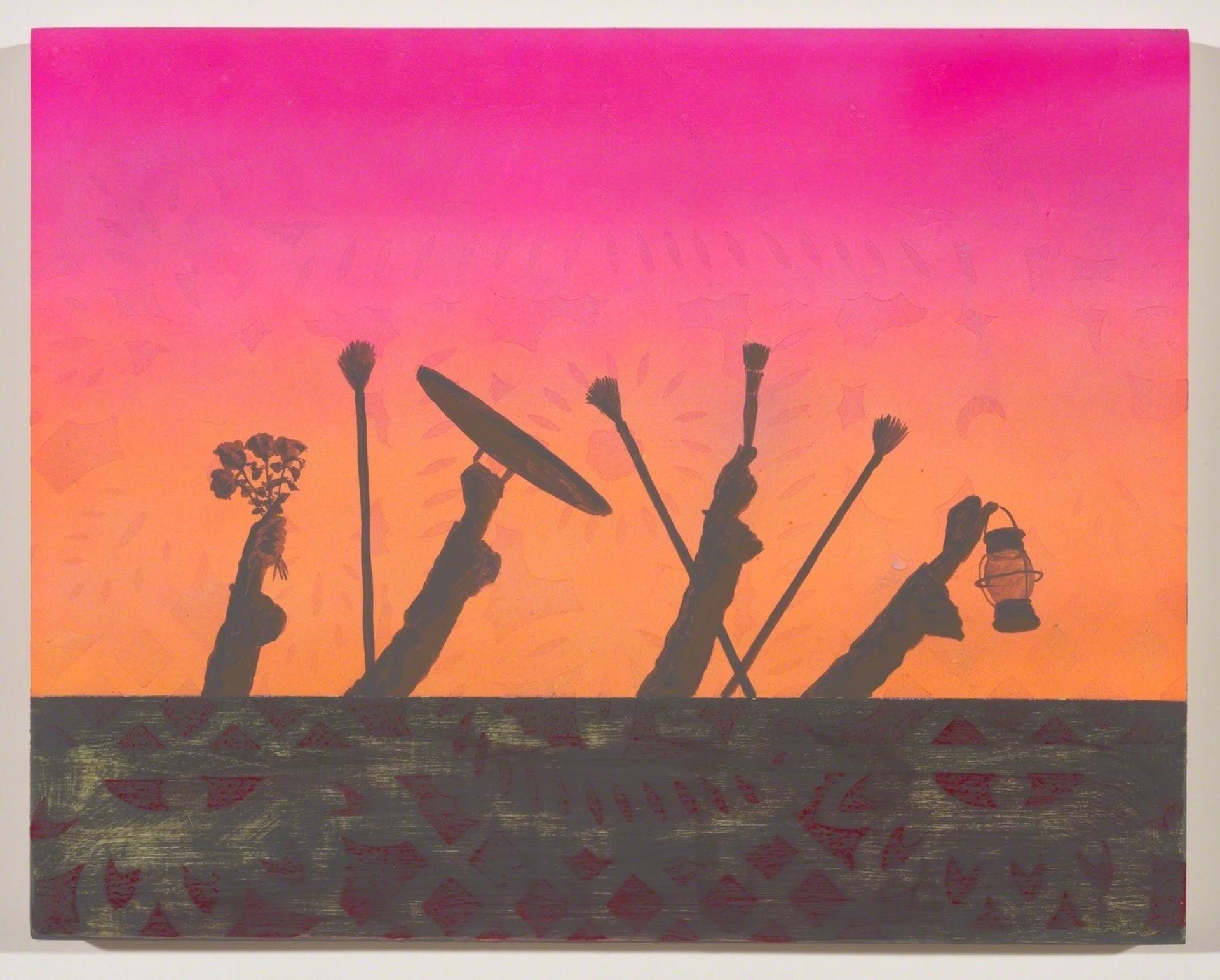 Sunset Wall Mob by Vonn Cummings Sumner
