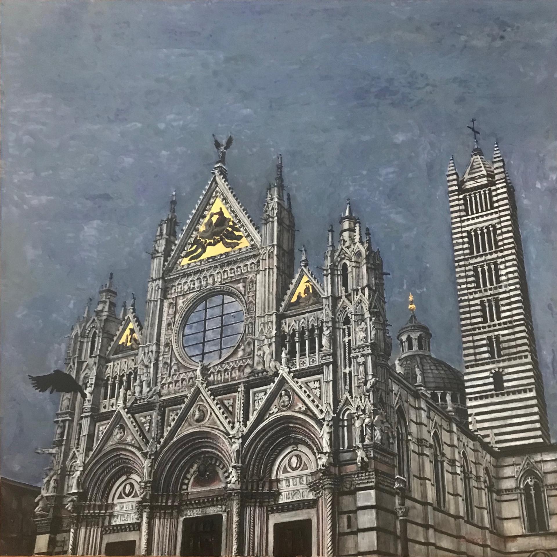Il Duomo De Siena by Larissa Morais
