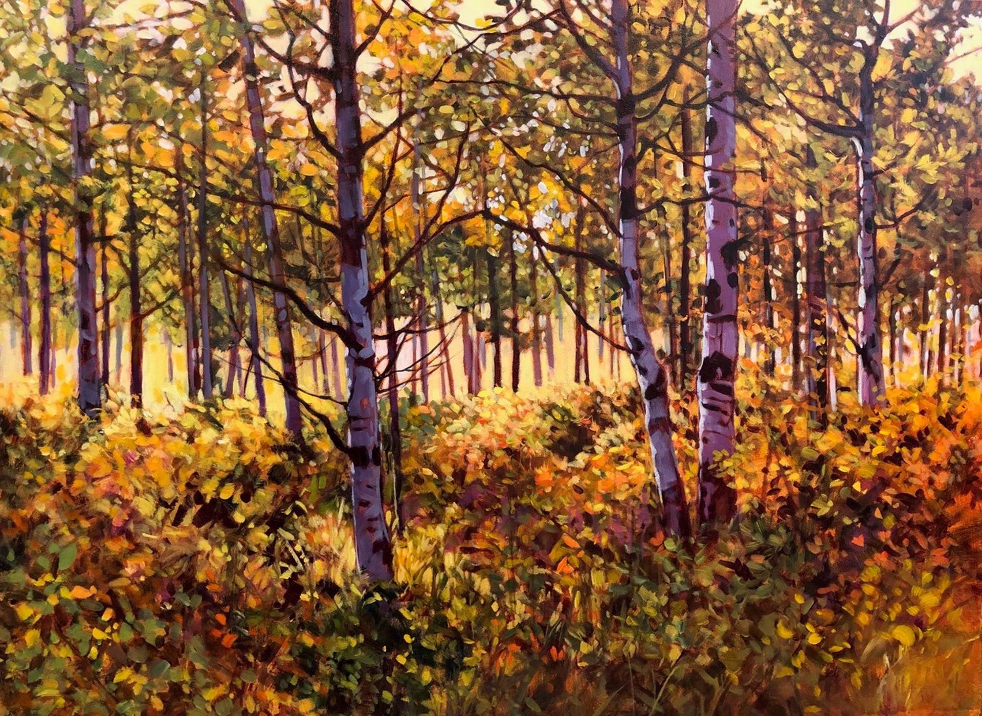 Cariboo Gold by JANICE ROBERTSON