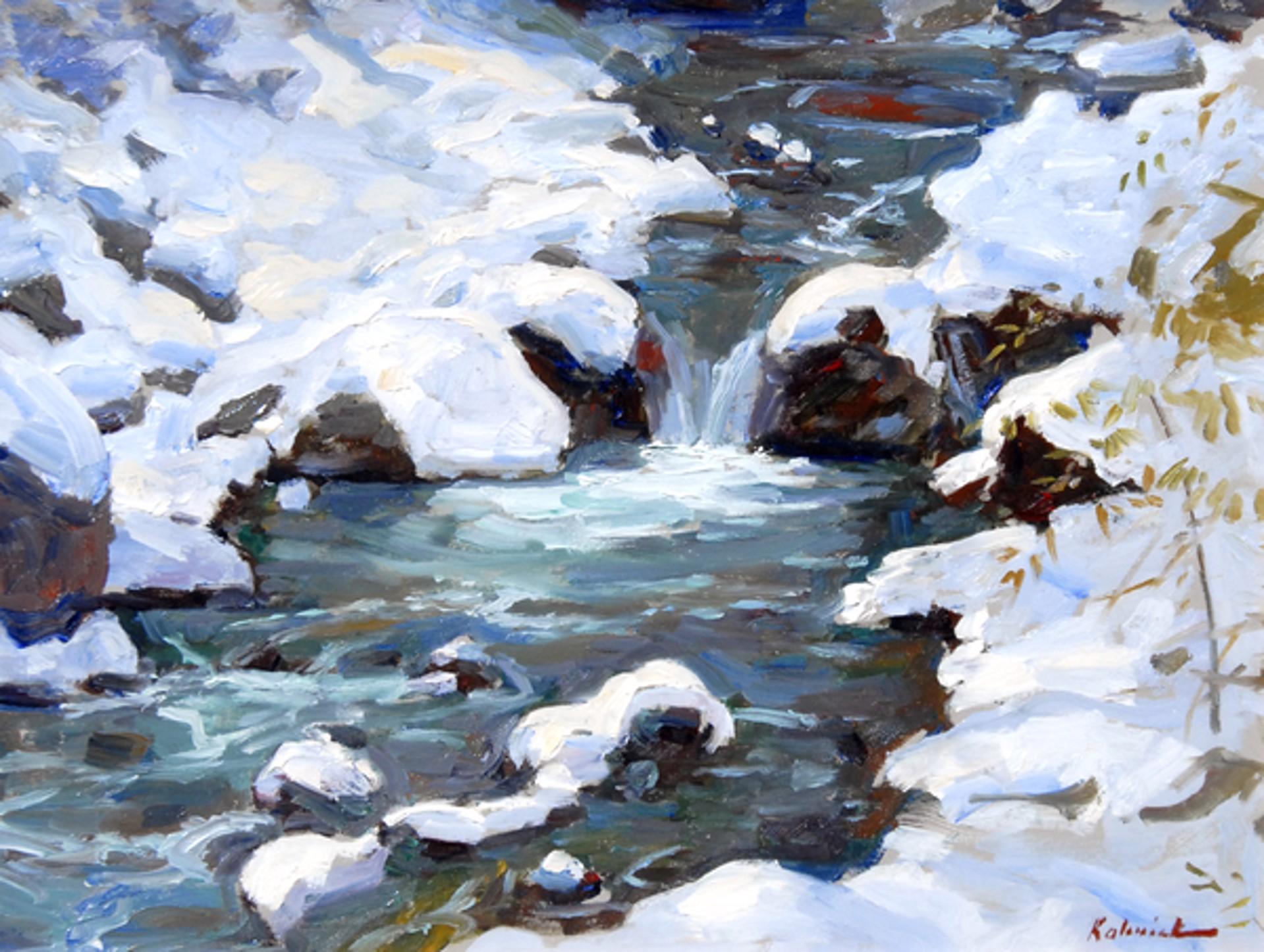 Spring Thaw by William J. Kalwick Jr.
