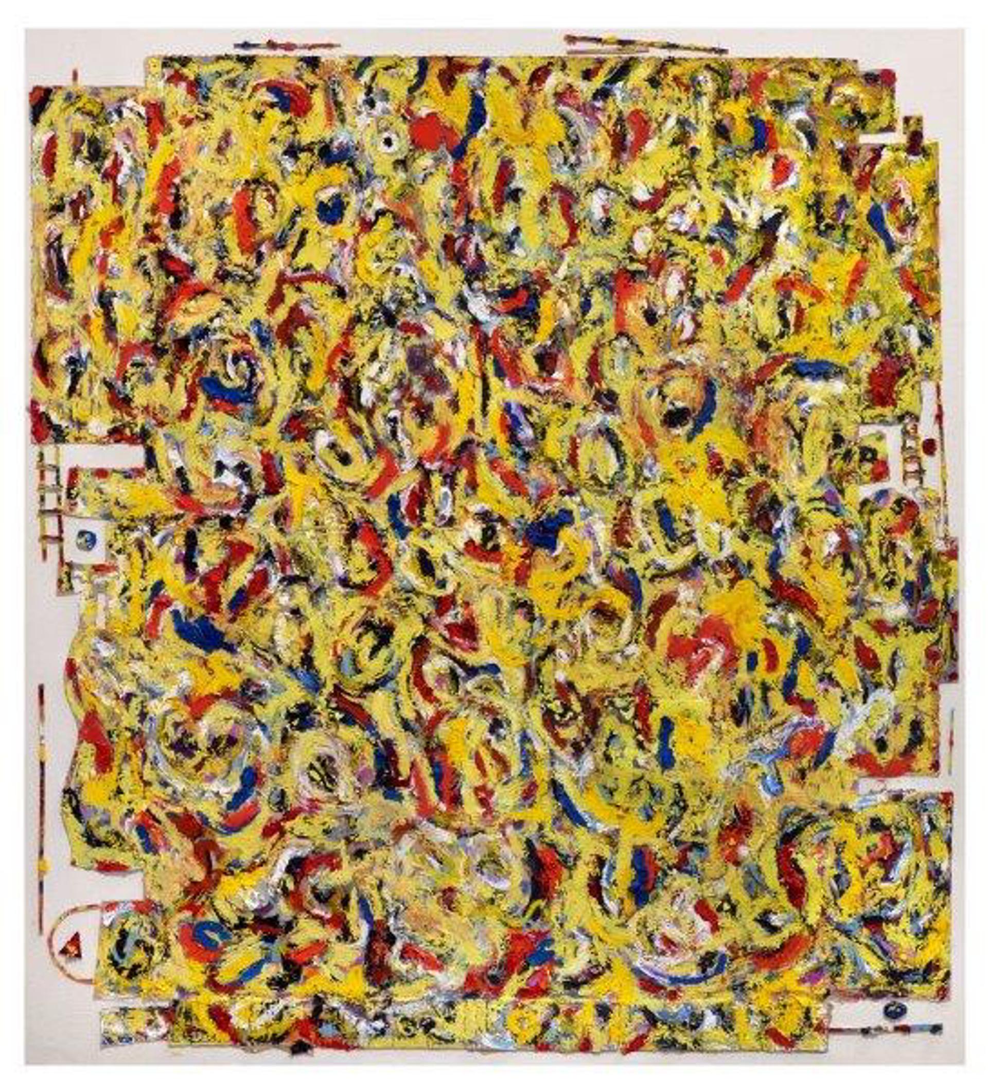 Sirigu Yellow Passion by Floyd Newsum