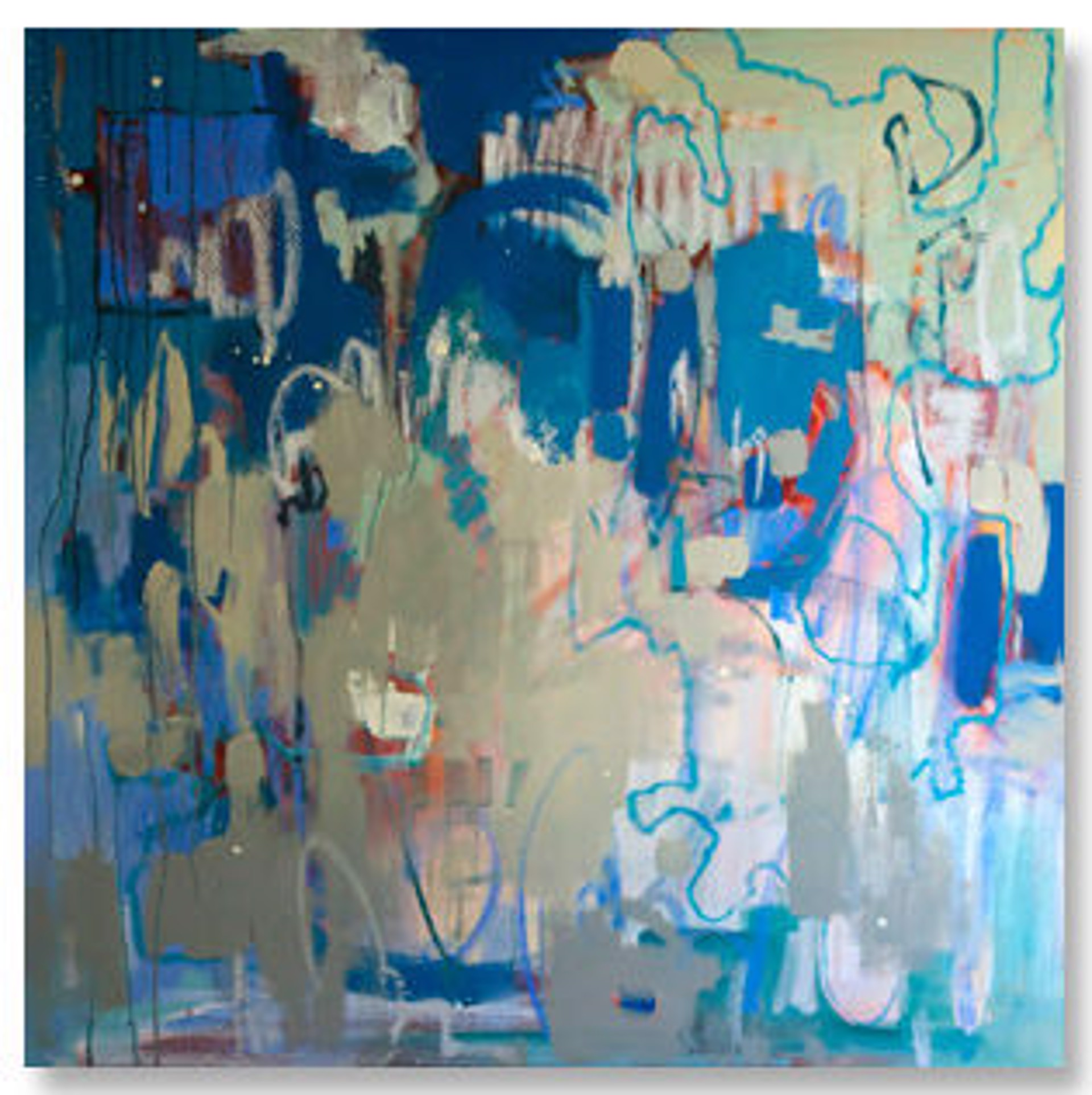 Blues by Samantha Buller