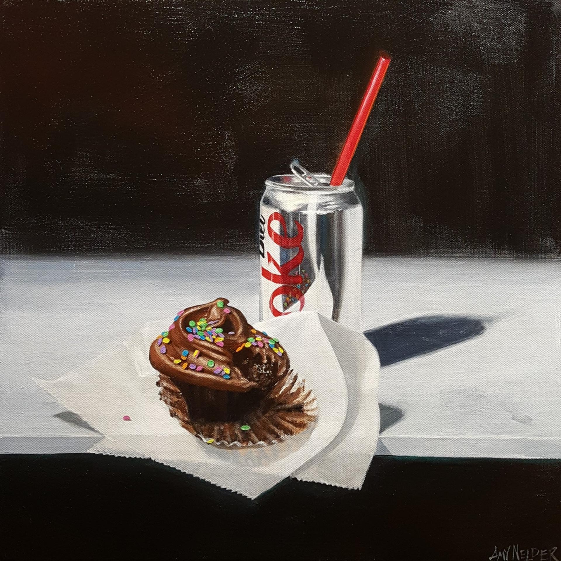 Kidding Myself with Sprinkles by Amy Nelder