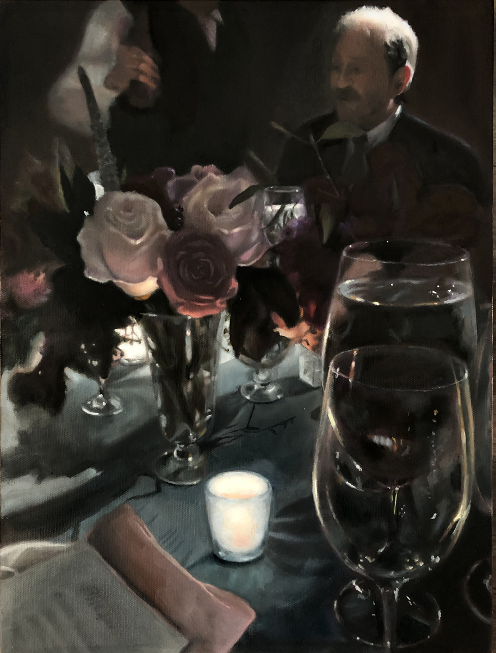 Reflective by Paula Zeller