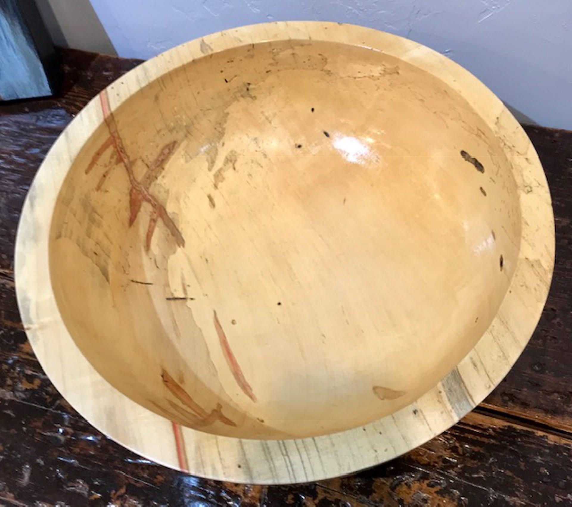 Box Elder Bowl by Brian Higgins