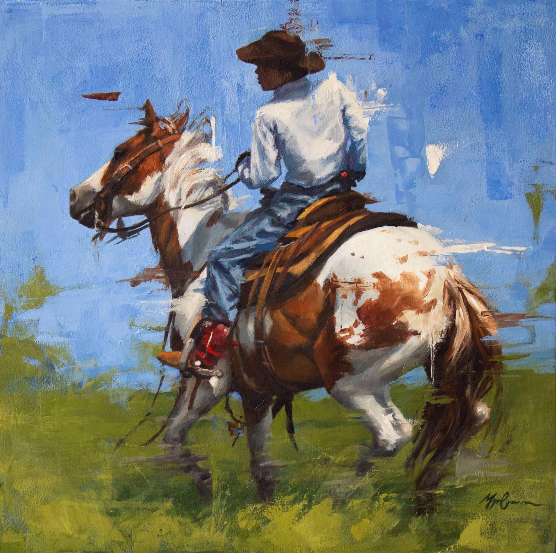 Backcountry Cowhand by Morgan Cameron
