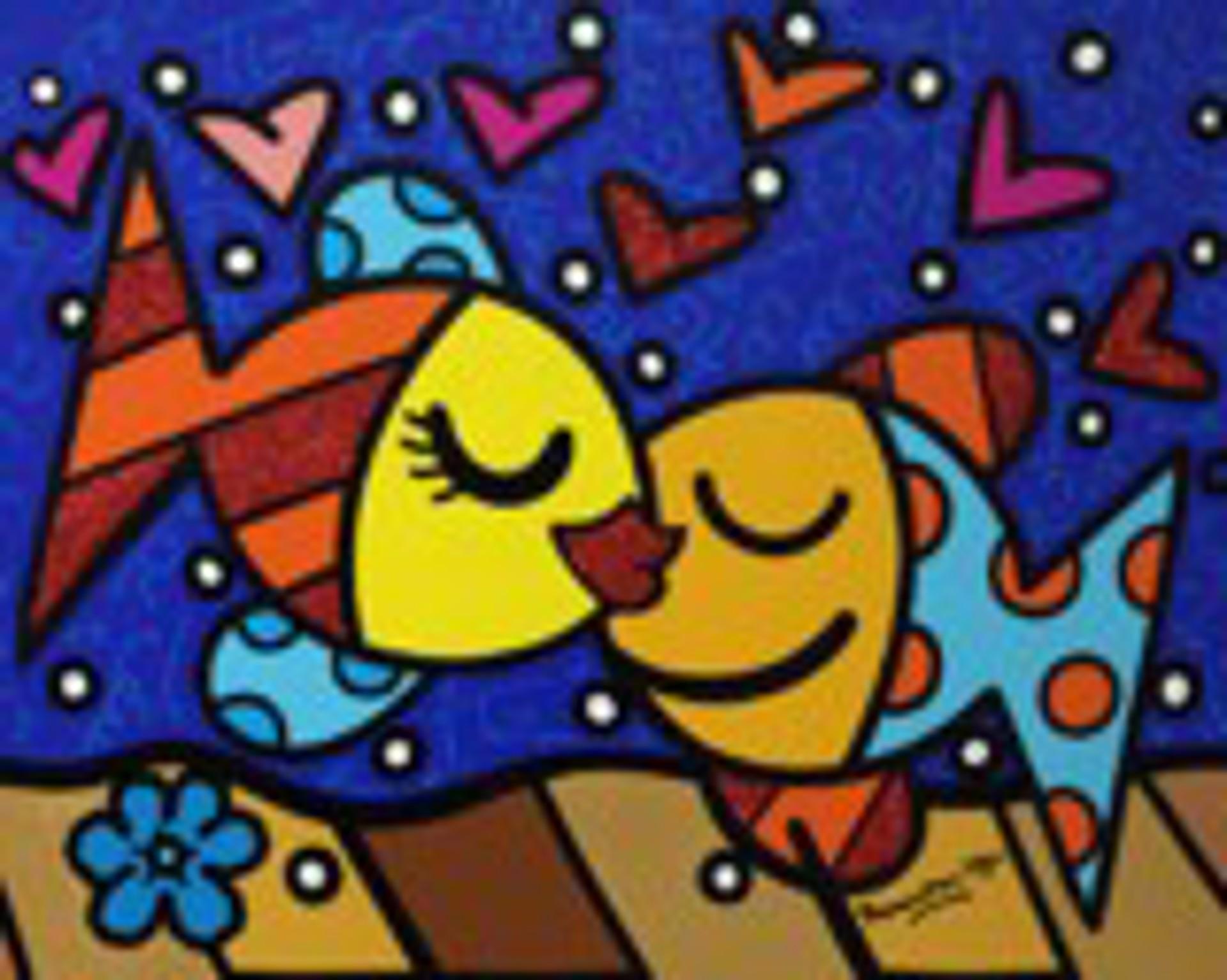 PURE LOVE by Romero Britto