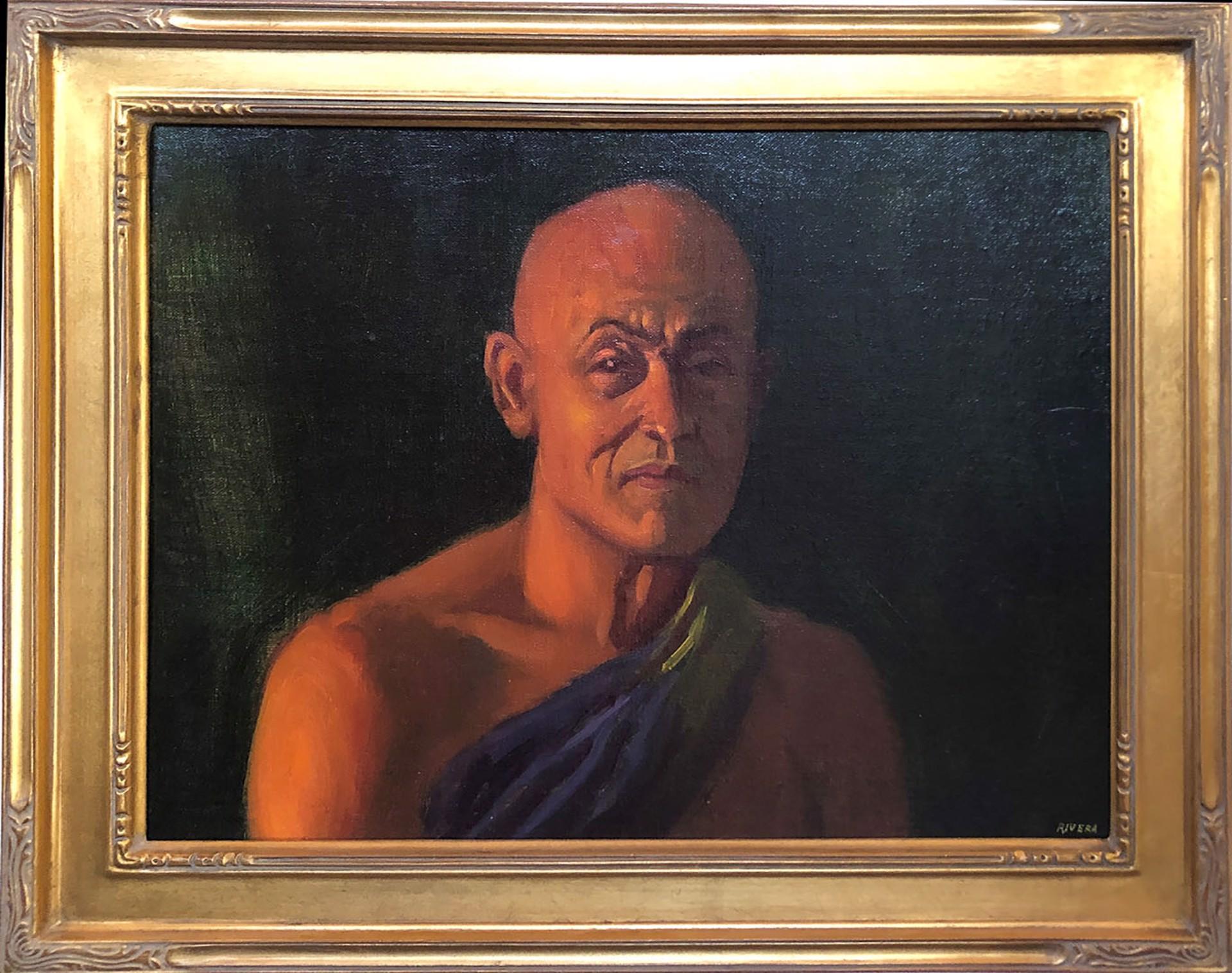 Tilakhana (The Three Marks of Existence) by Elias Rivera