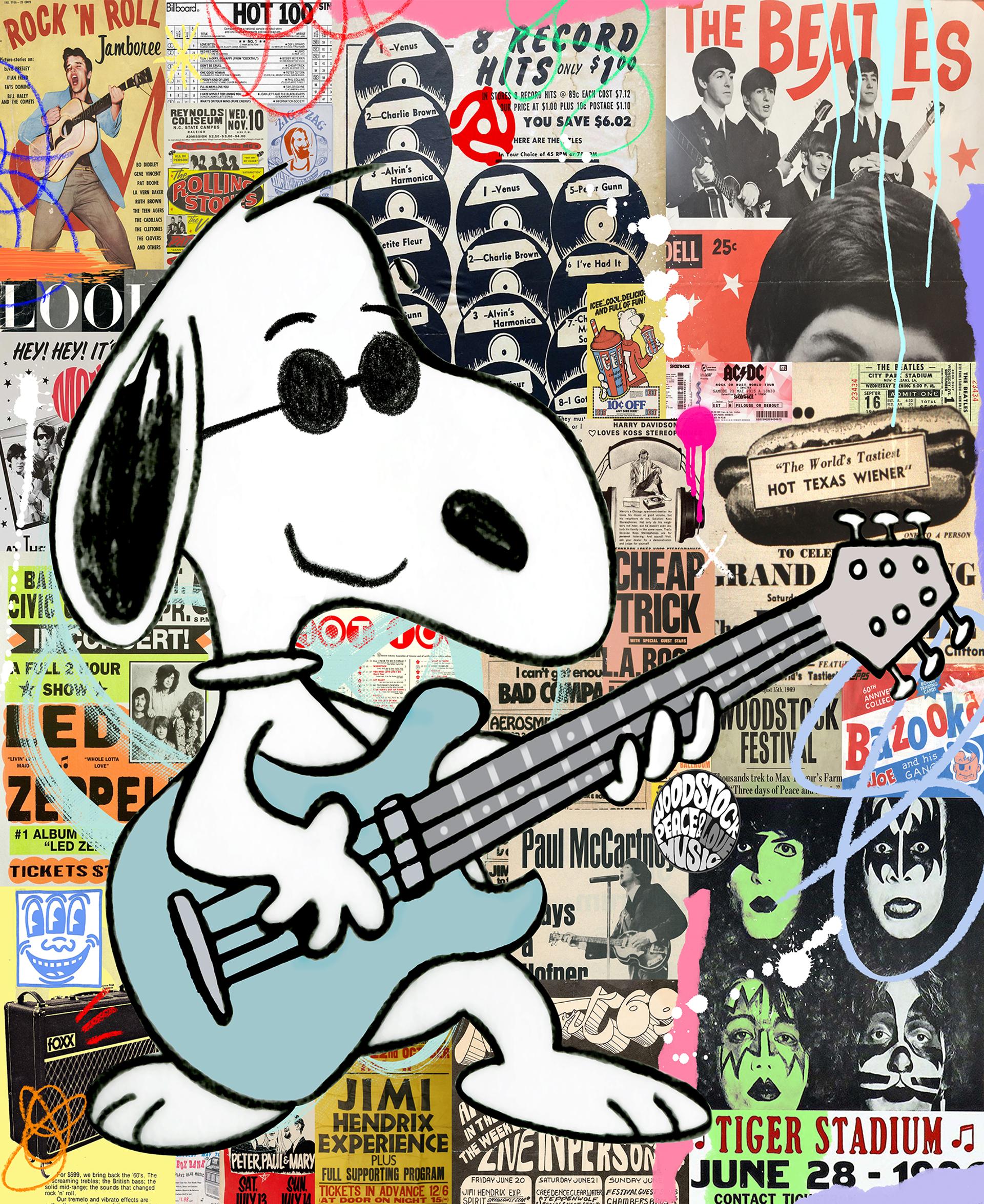 Rock Star by Nelson De La Nuez