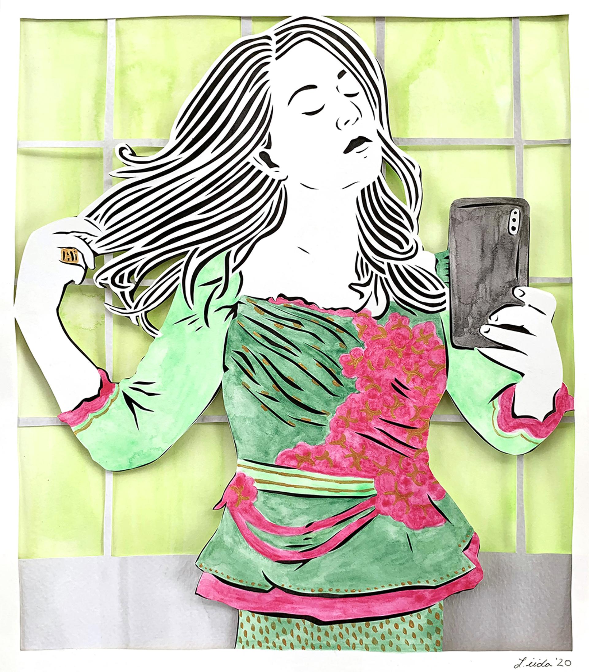 32. Strolling: The Appearance of Self by Lauren Iida
