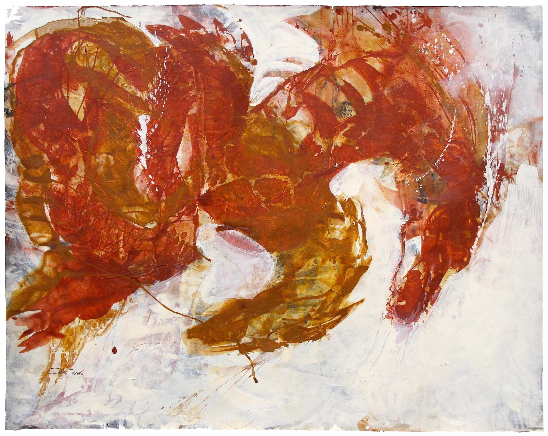 Three Dragons by Chrissy Dolan-Terrasi