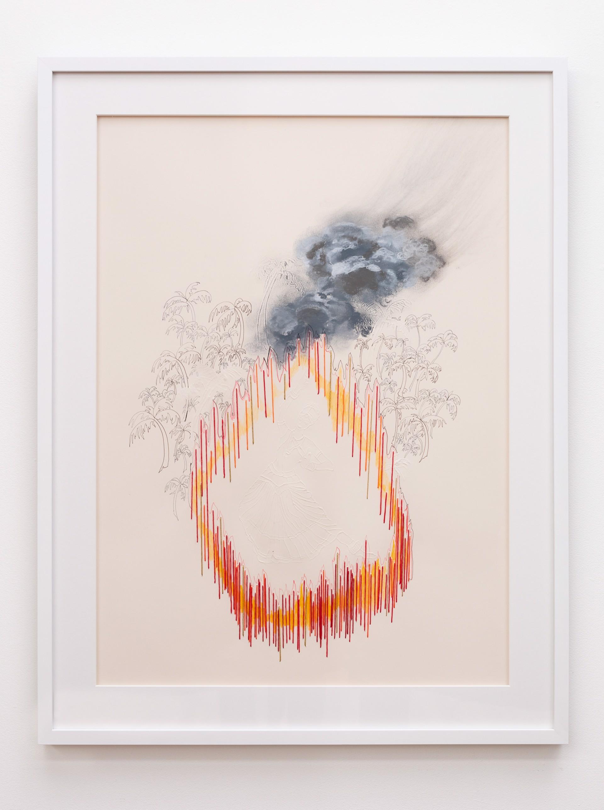Ring of Fire by Suchitra Mattai