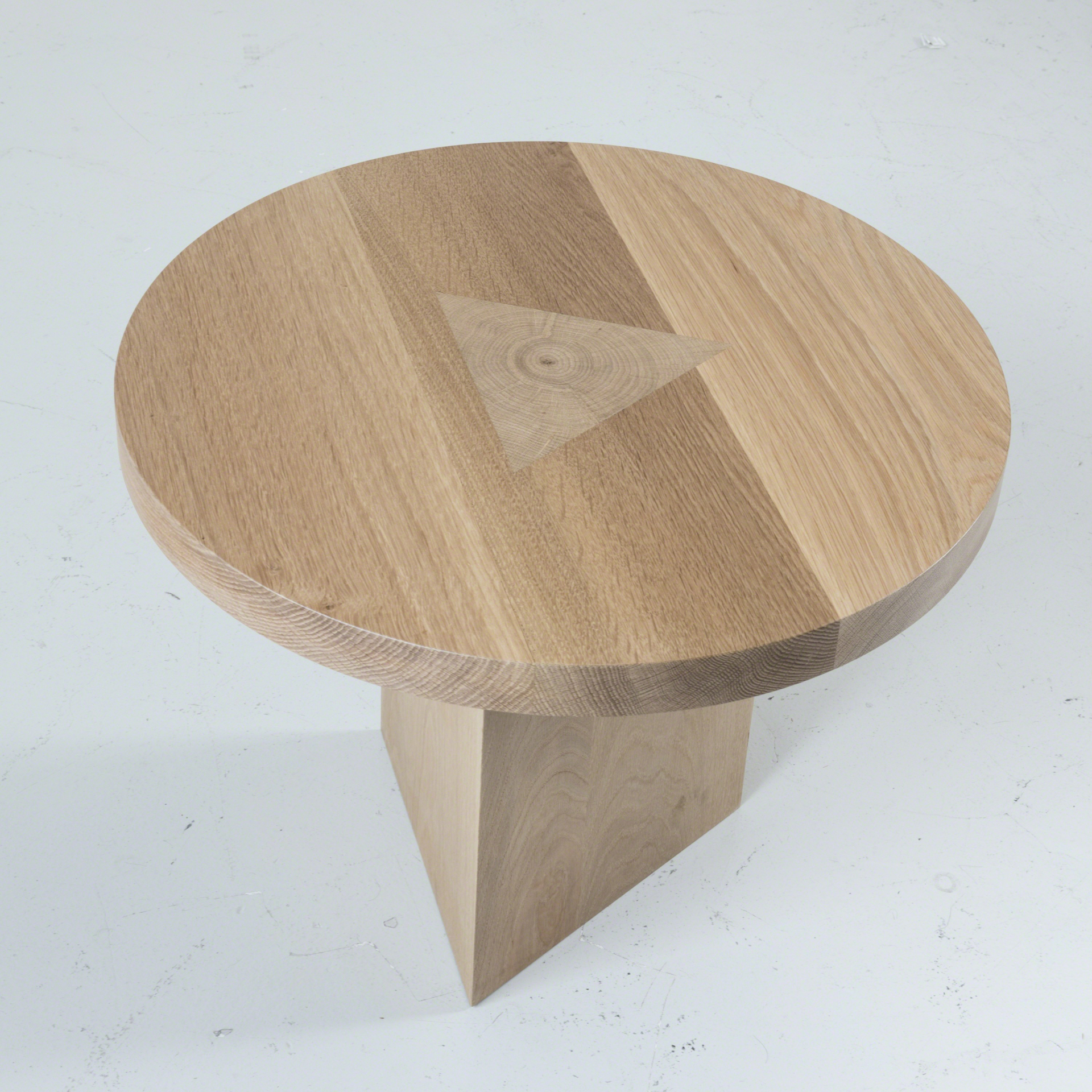 Side Table with Inlay  by Tinatin Kilaberidze