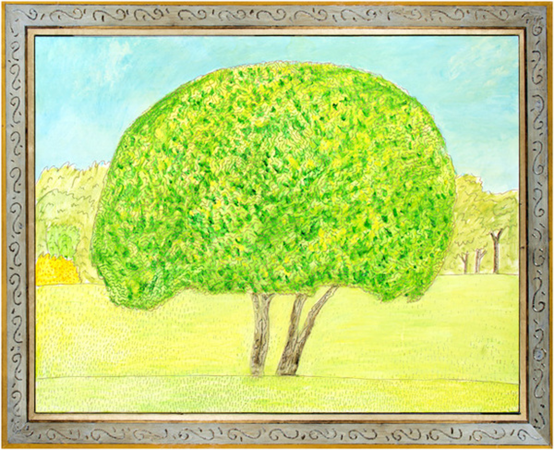Couple Tree by Robert Richter