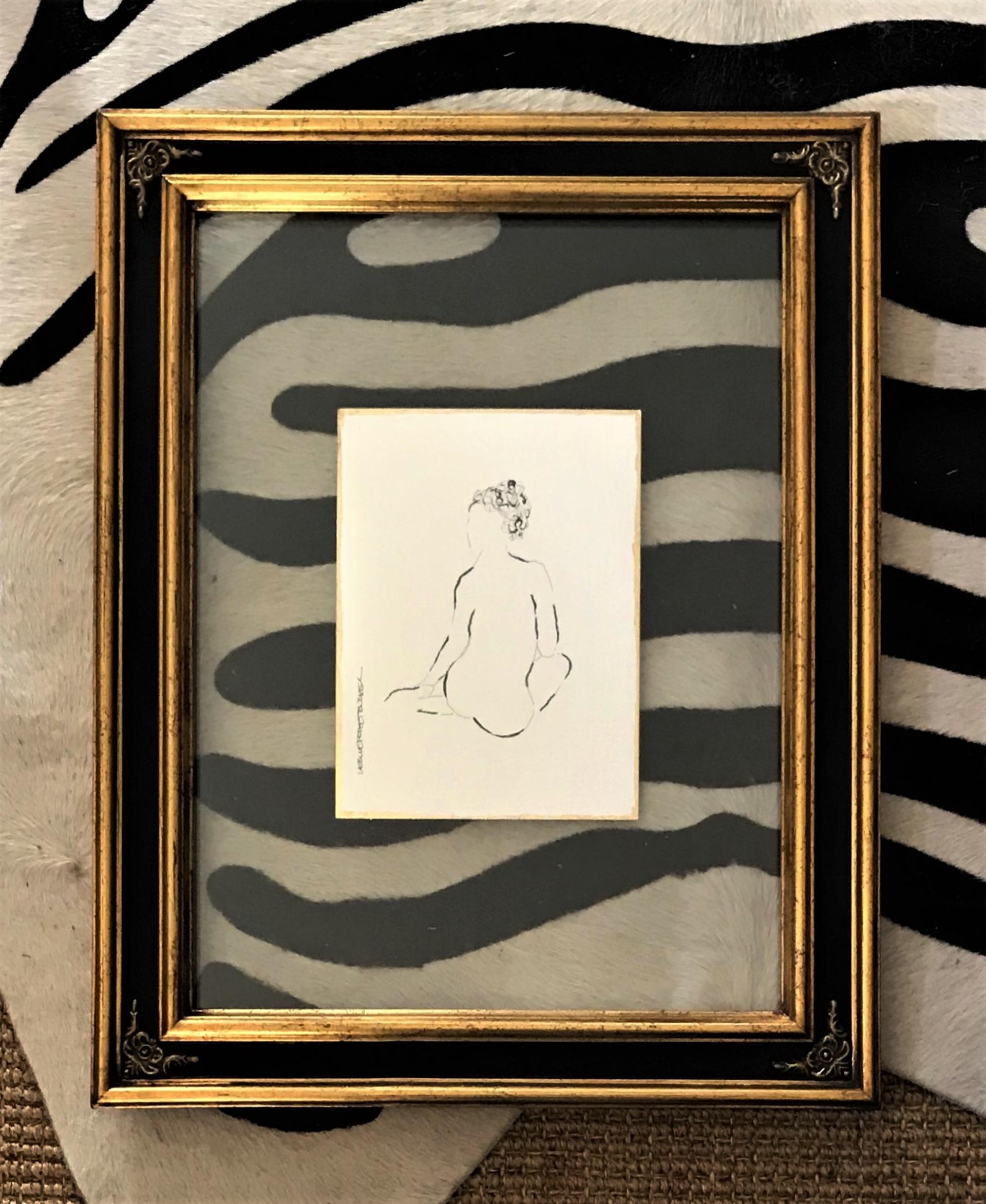 Figure No. 161 by Leslie Poteet Busker