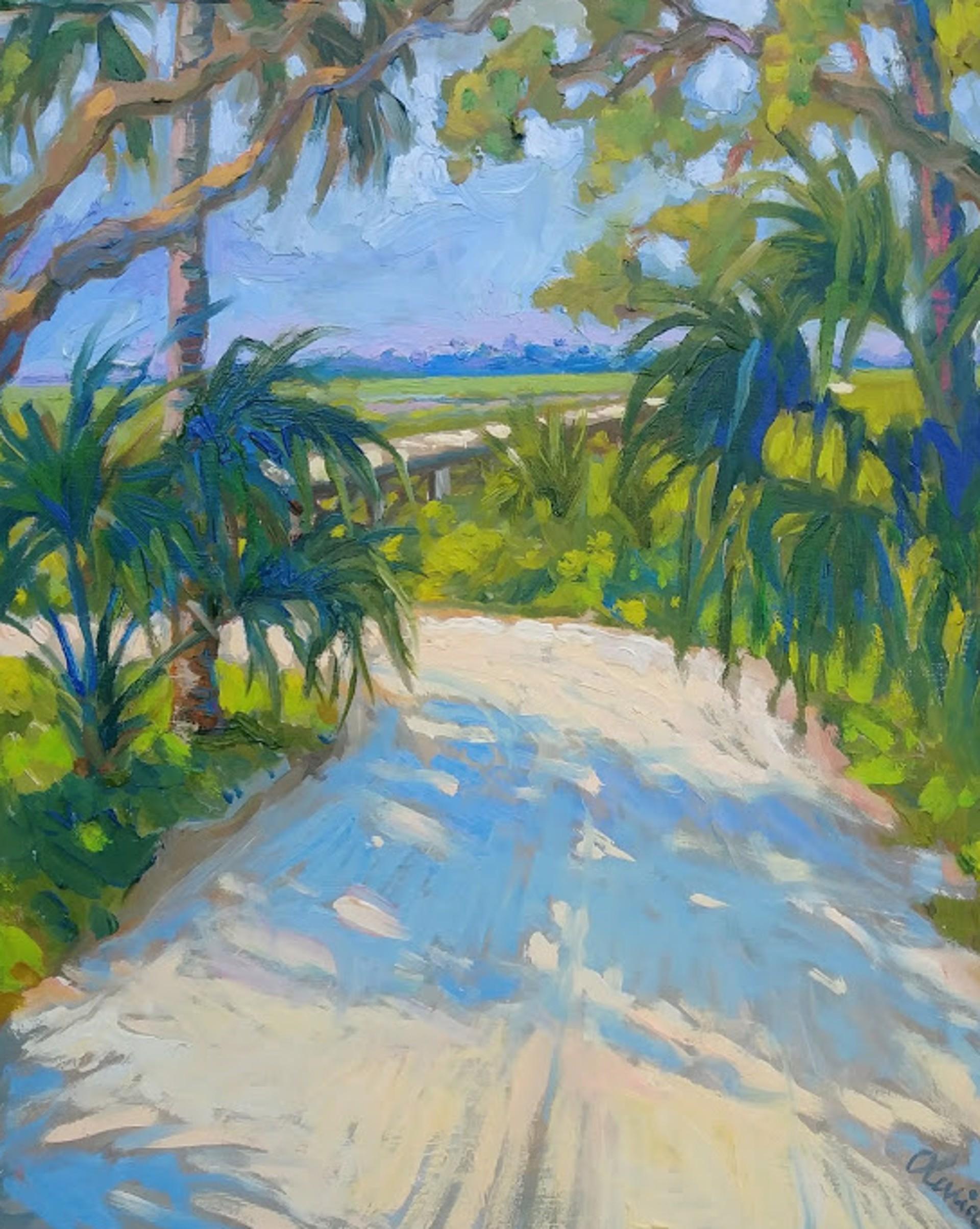 Paradise Road by Olessia Maximenko