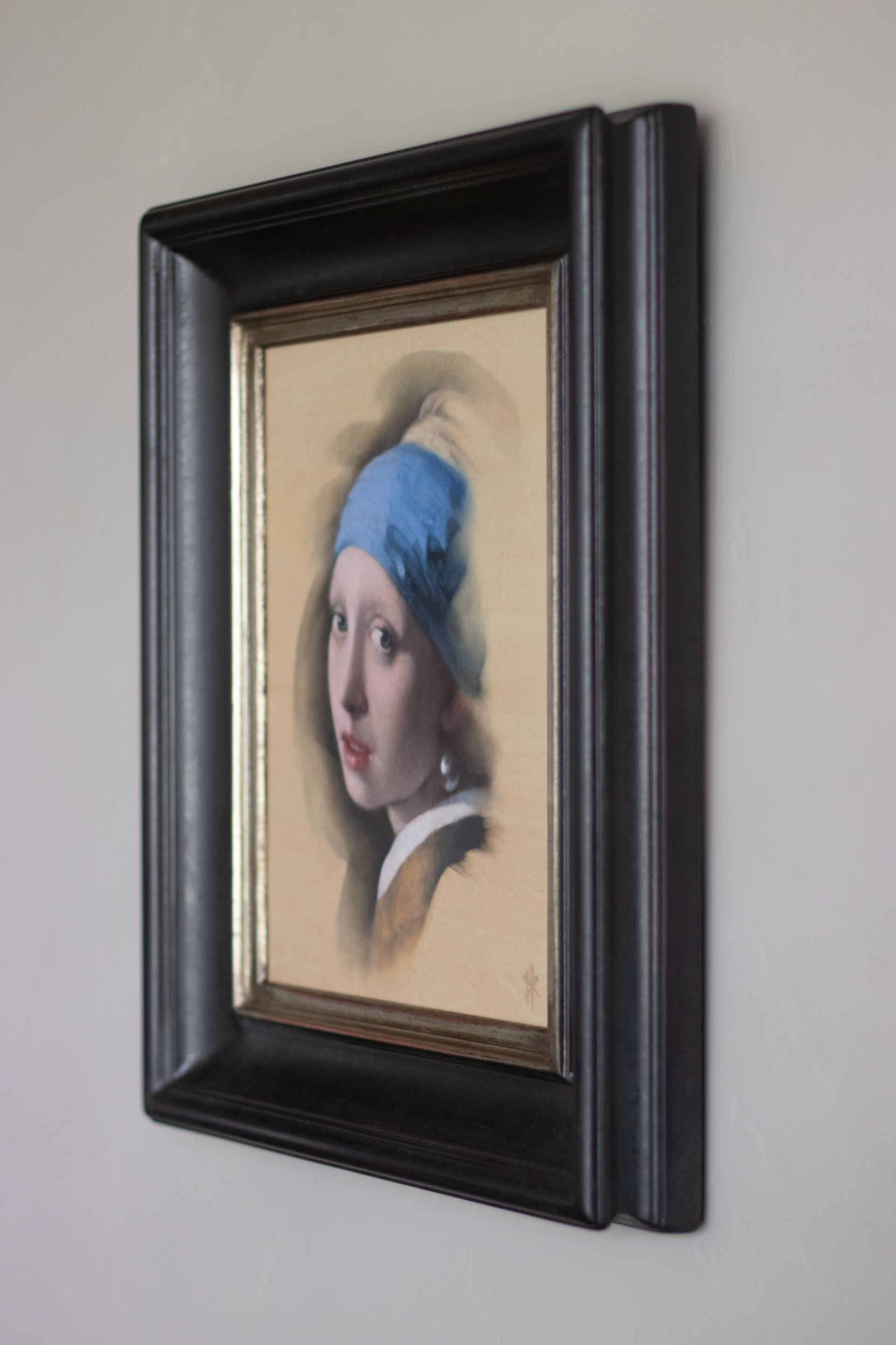 Variation on Vermeer No. 1 by Patrick Kramer