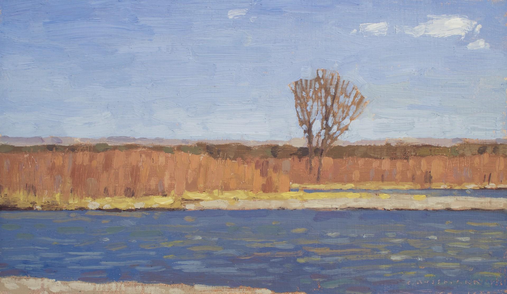 Colorado River Flow by David Grossmann