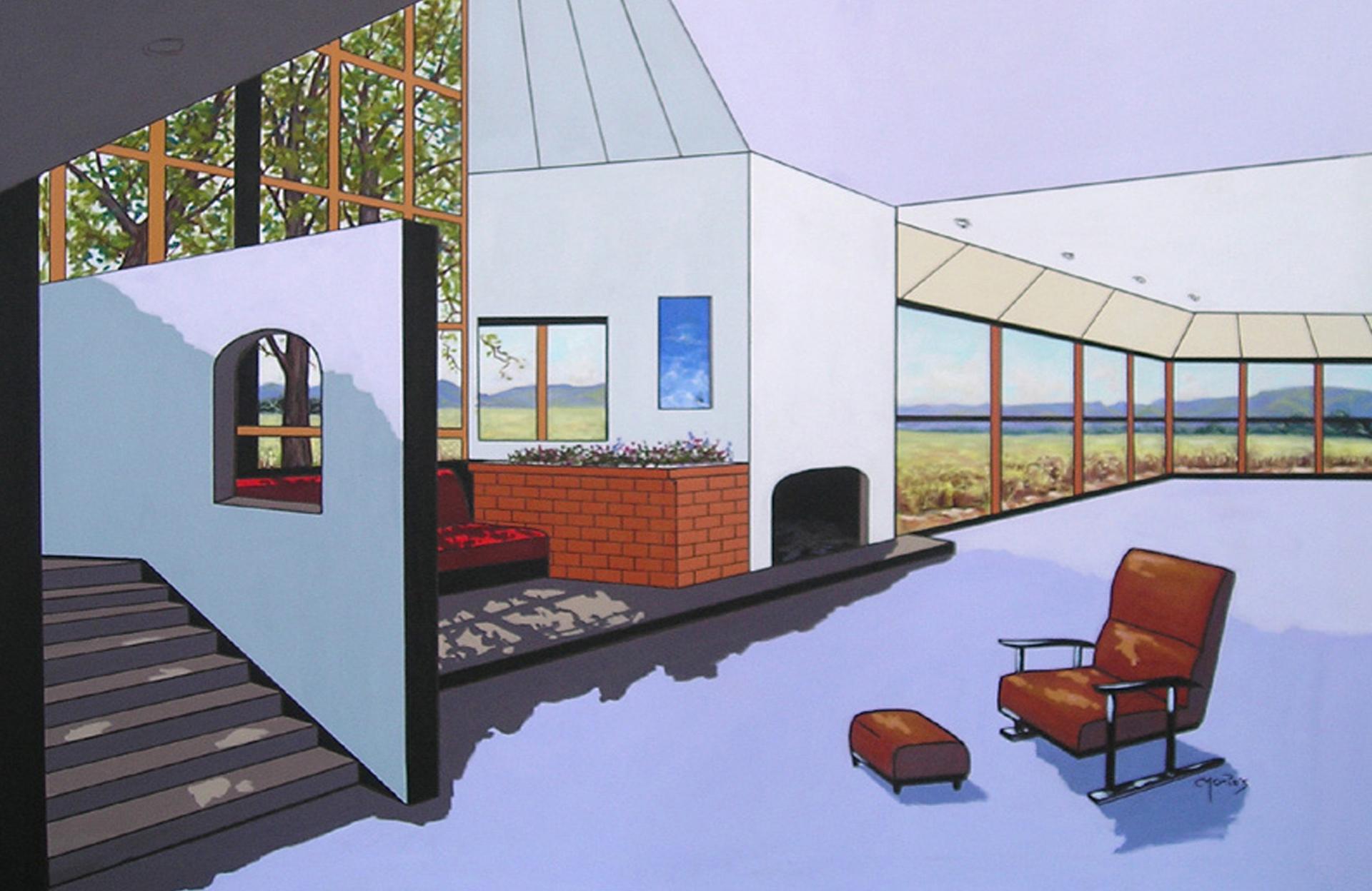 MG042 Vista Interior Derecha by Mario Garcia Miro