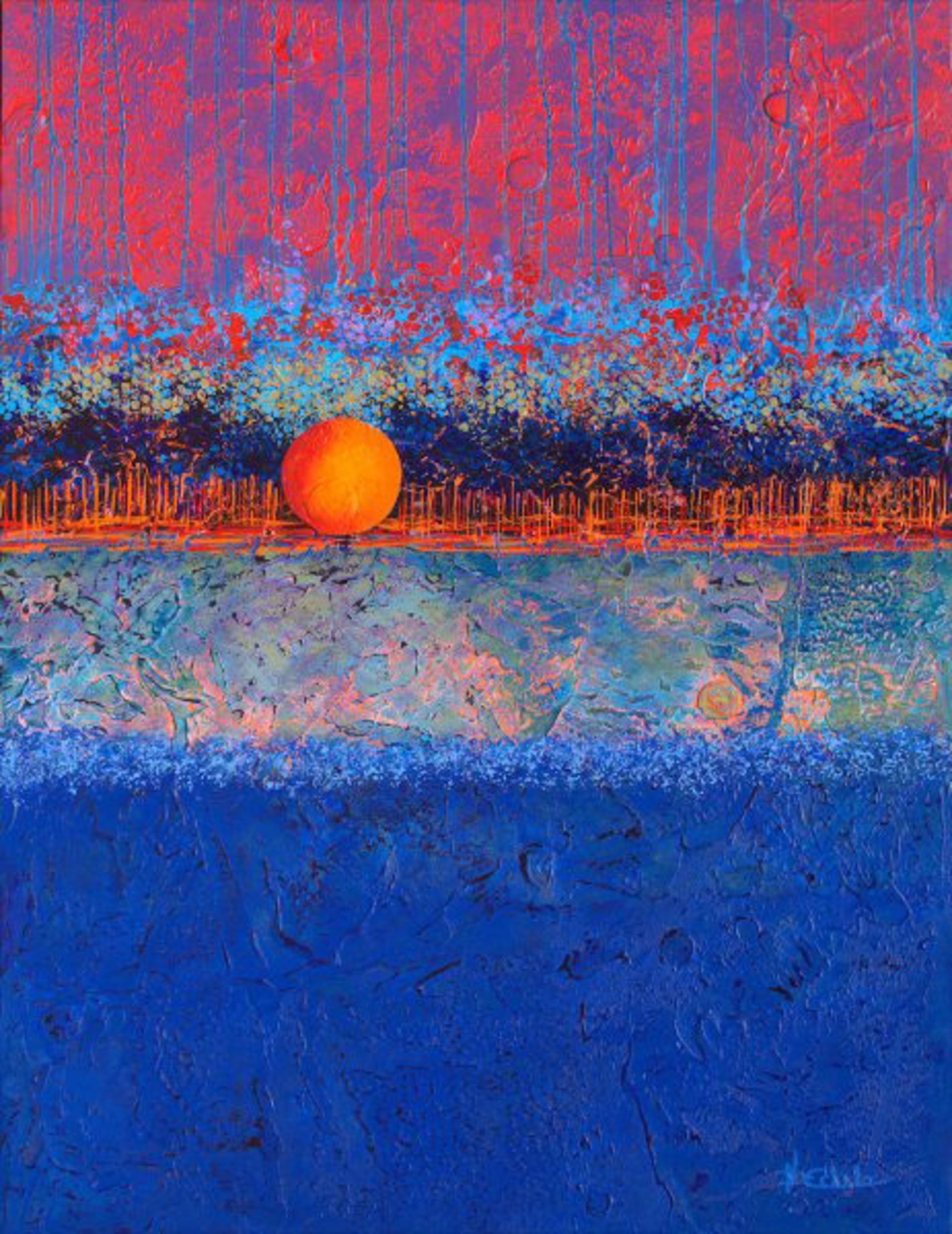 Round by Nancy Eckels