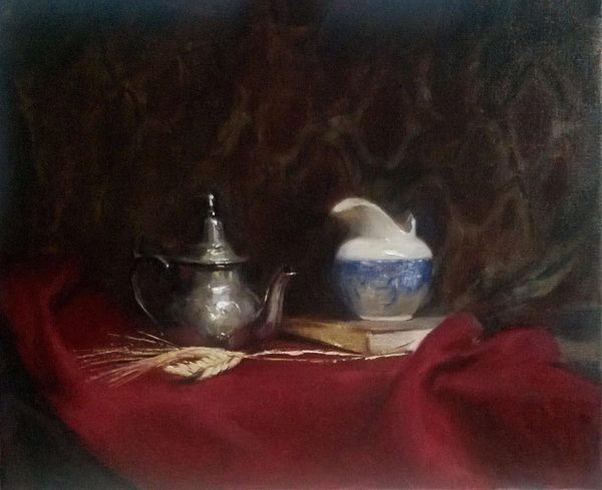 Tea Hour by Tanvi Pathare