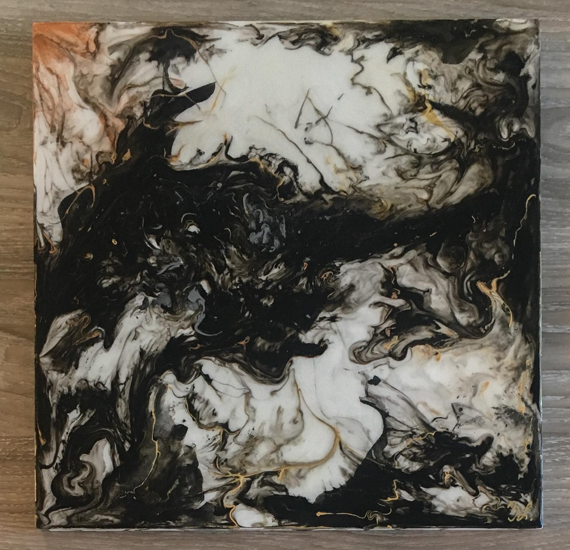 Elements Rising No. 5 by Lisa Ledson