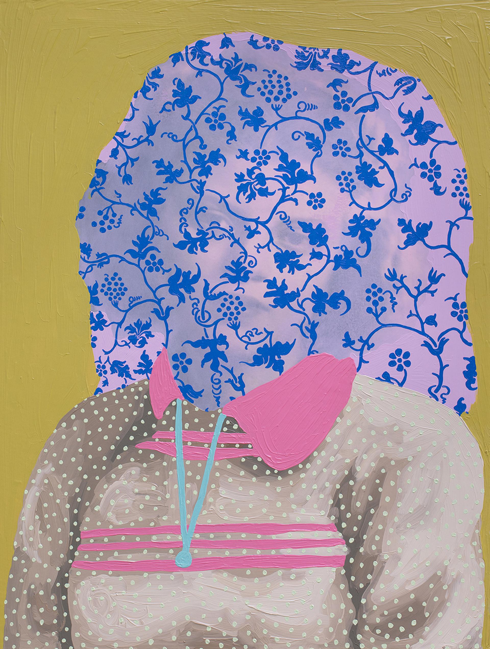 Untitled (Подофъаш шіъедт си за епошѣі ѵа дофата ми прѣтеижа Доиѵъето от Радпьои) by Daisy Patton