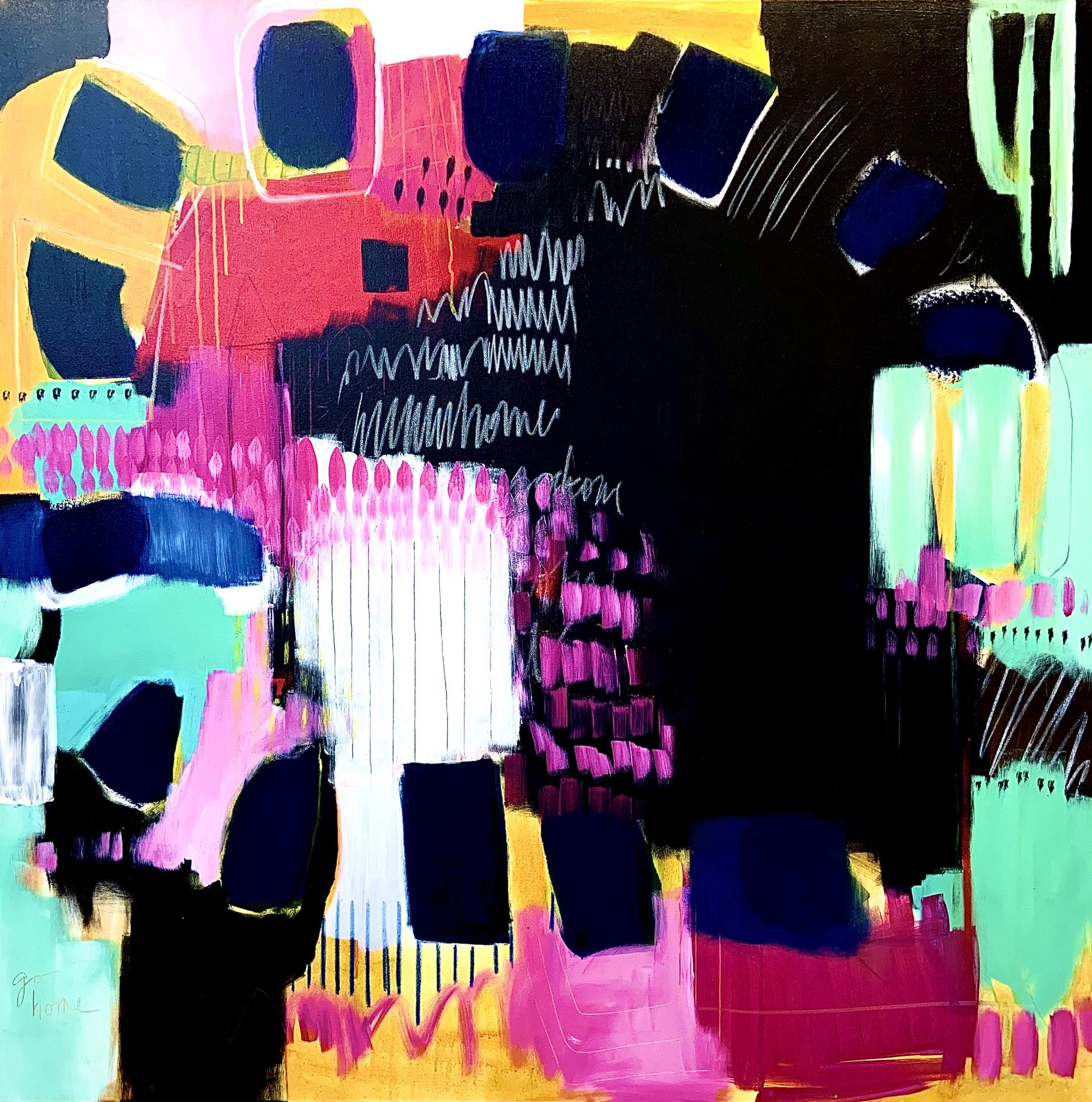 Go Home by Leslie Gaworecki