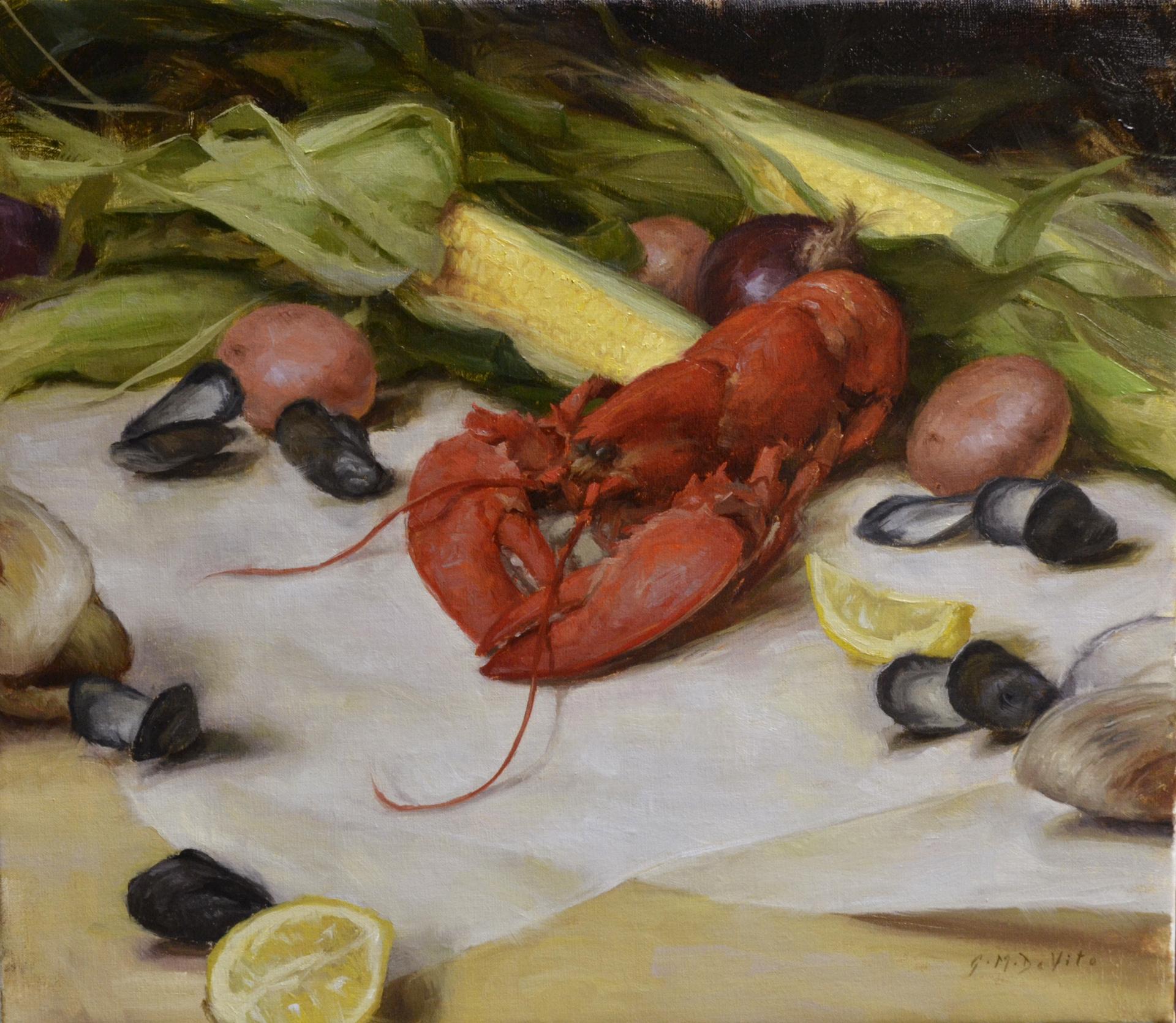 Lobster Boil by GRACE DeVITO