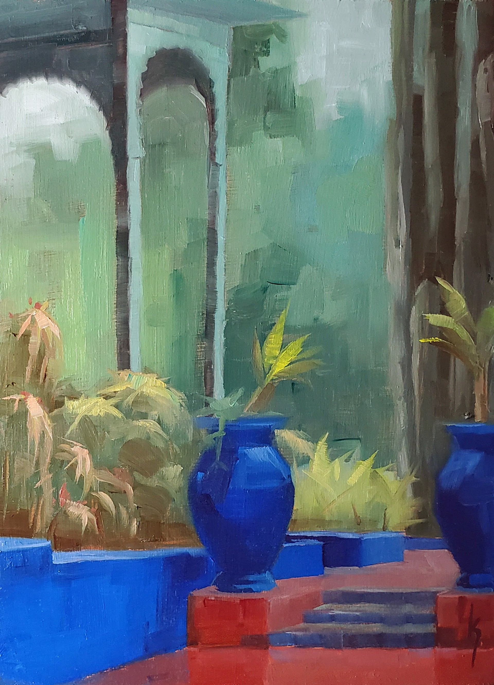 Blue Paradise by Kirsten Savage