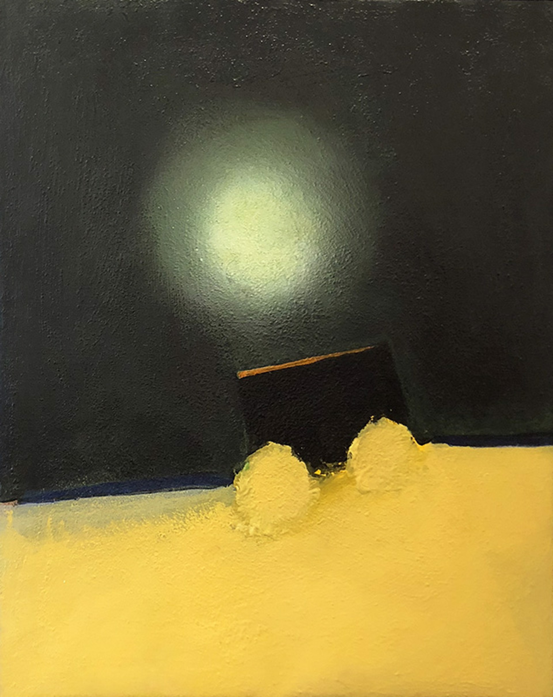 On the Moon by Richard Stout - Early Works