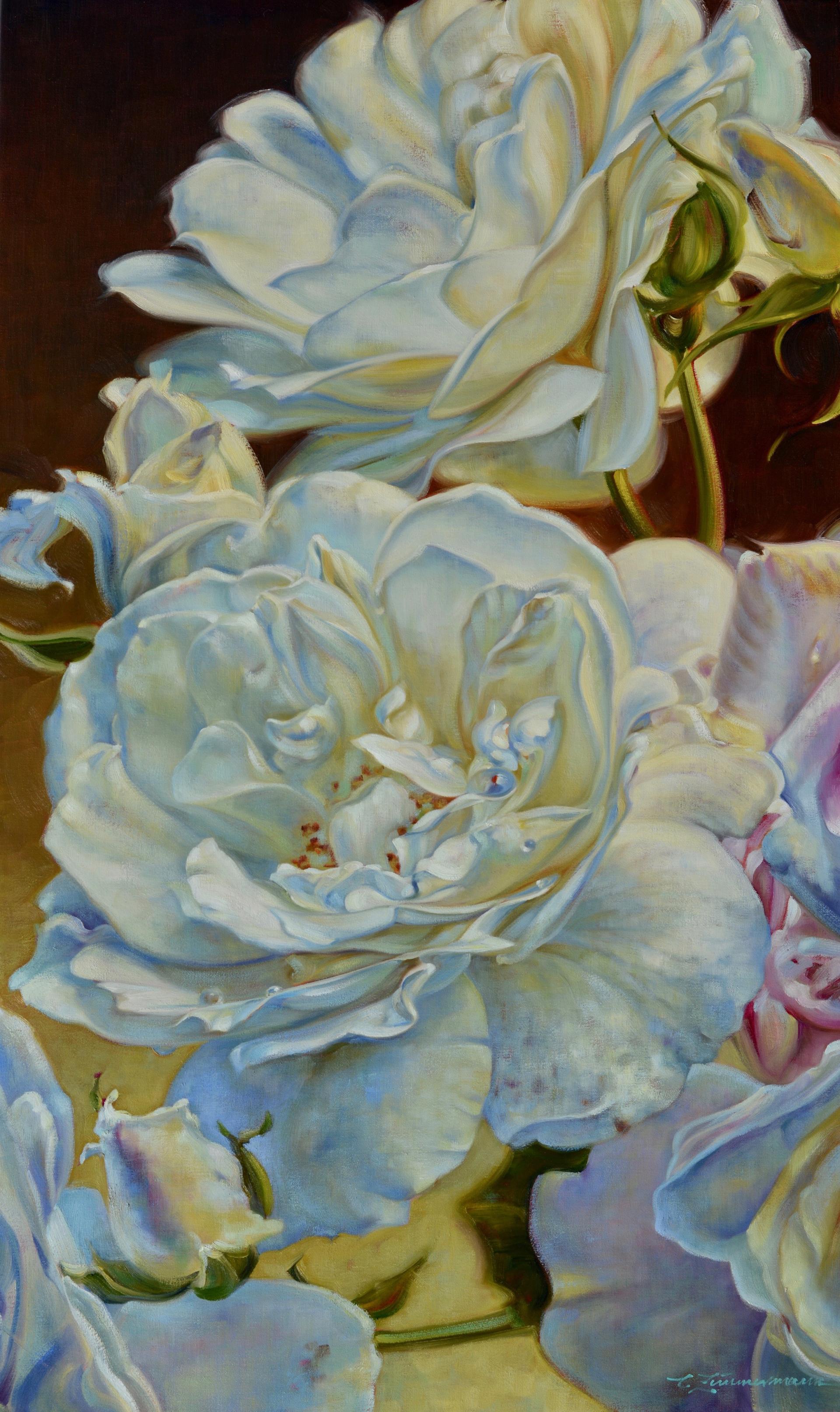 Dawn Tranquility II by Caroline Zimmermann
