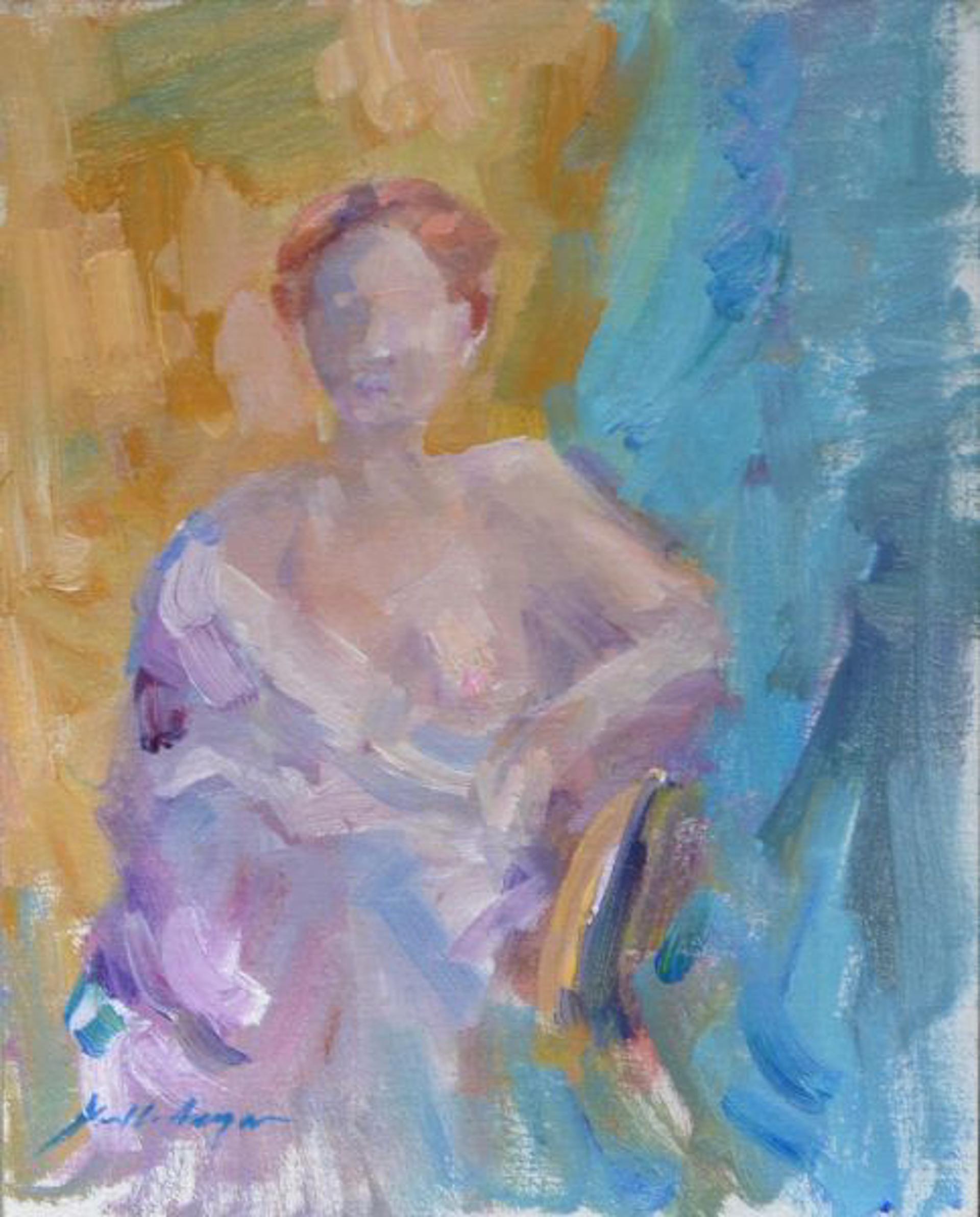 Sunlit by Karen Hewitt Hagan