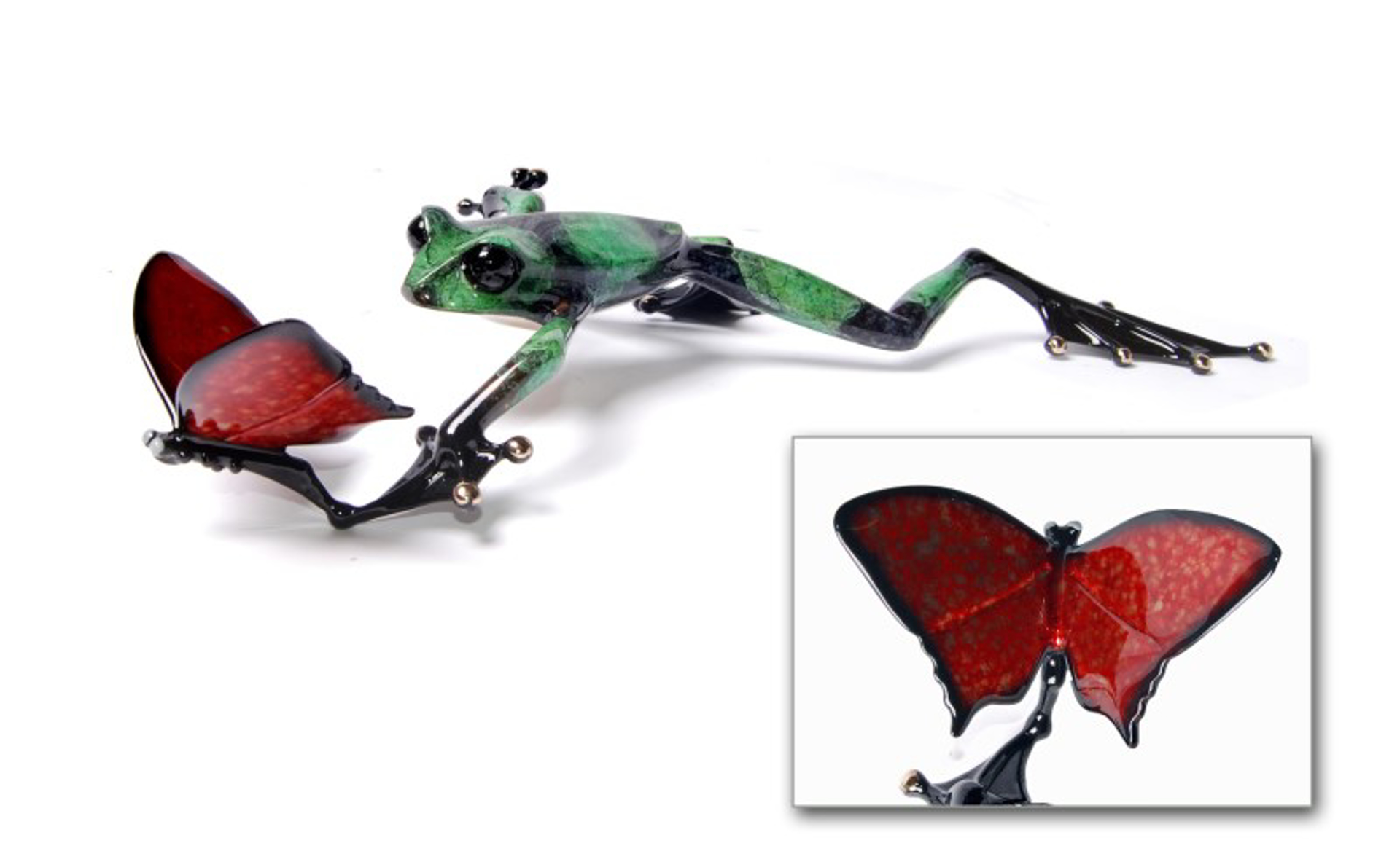 Taking Flight by The Frogman