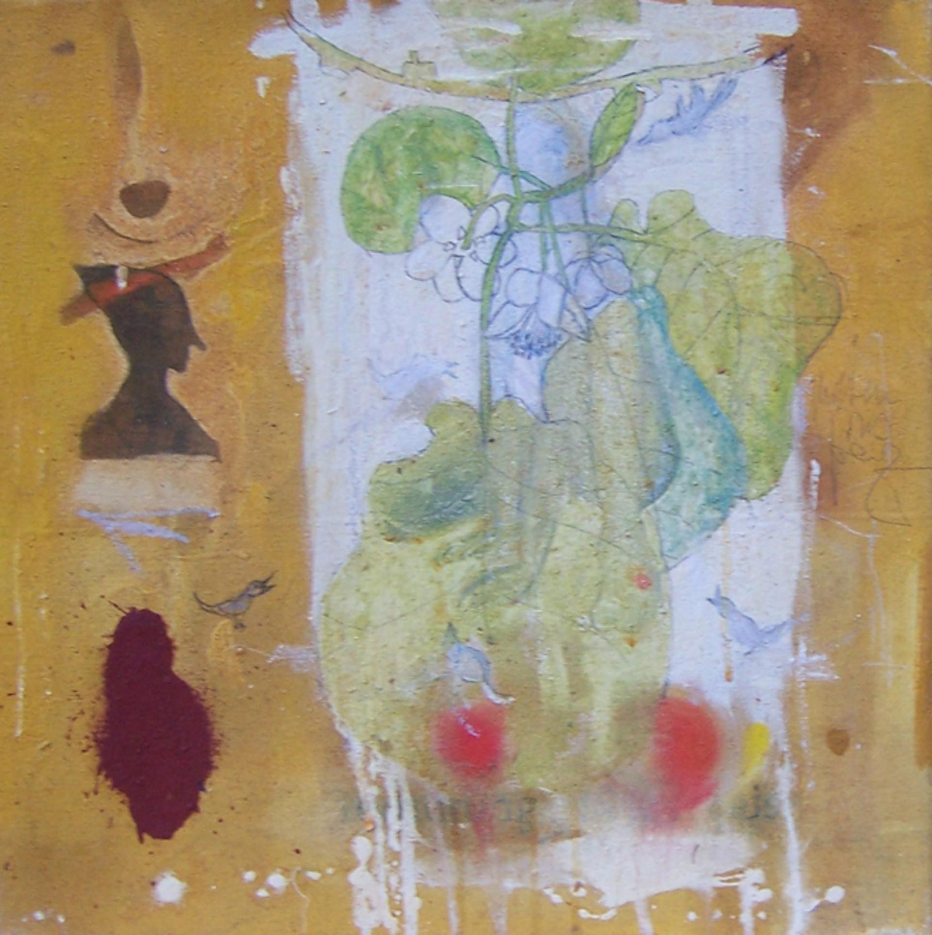Kiwi I by Hans Joerg Fuerpass