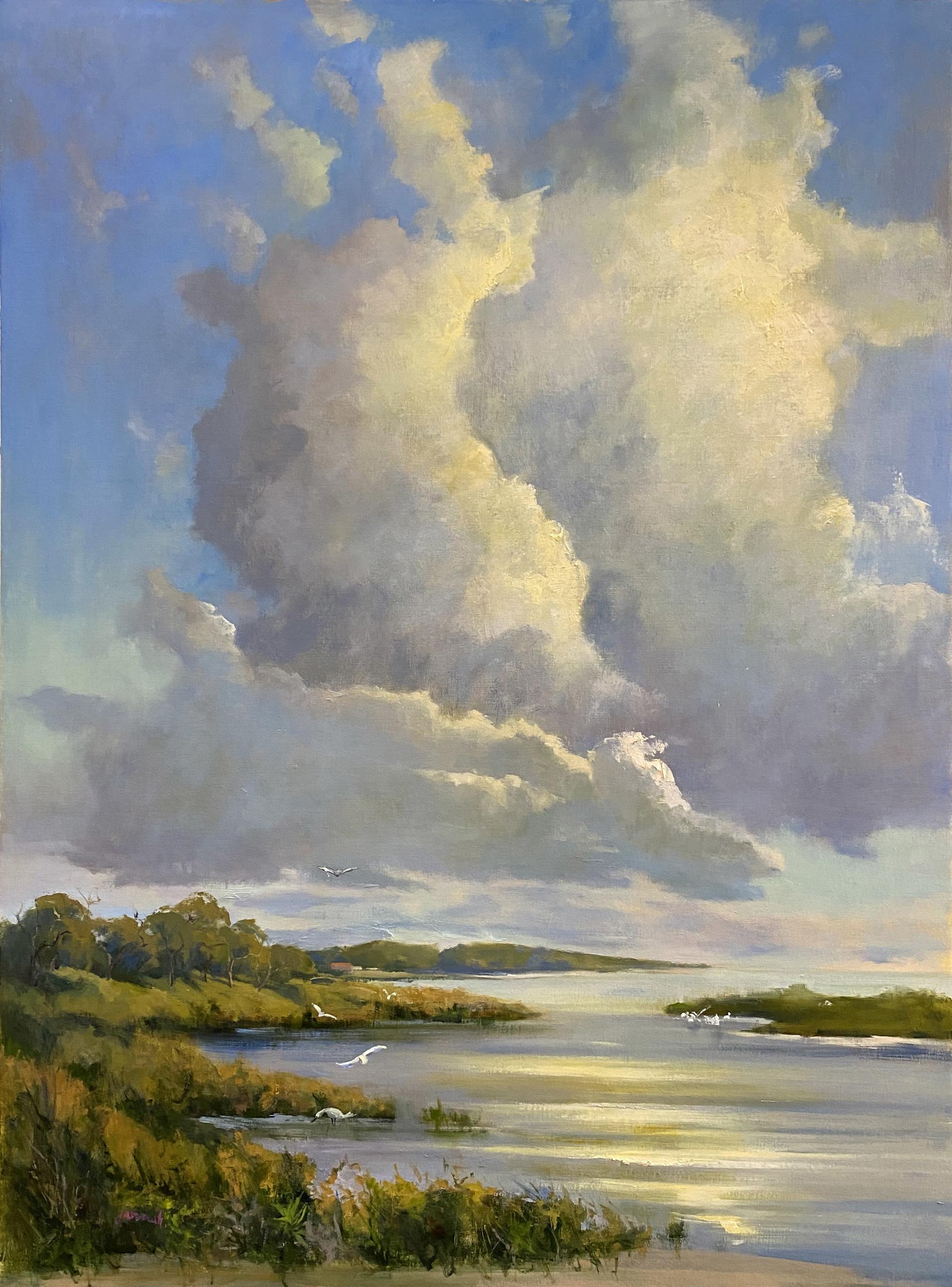 Twin Peaks  by Mary Garrish