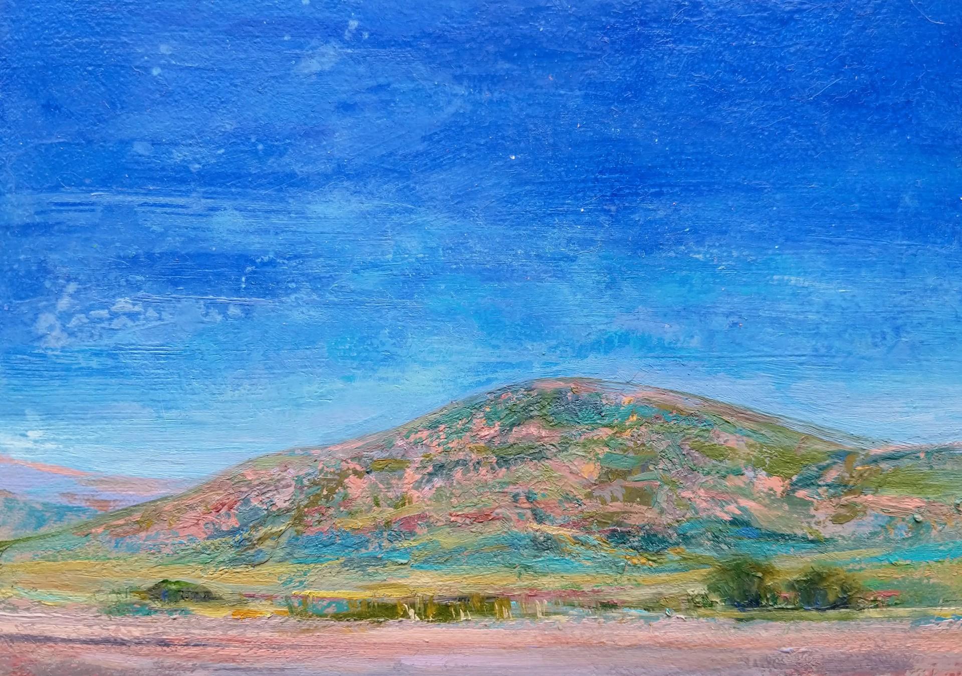 Skyline - Morning by Charis Carmichael Braun