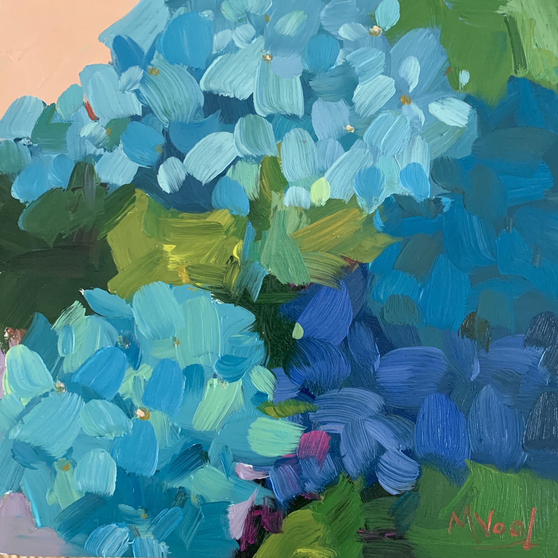 Hydrangea III by Marissa Vogl