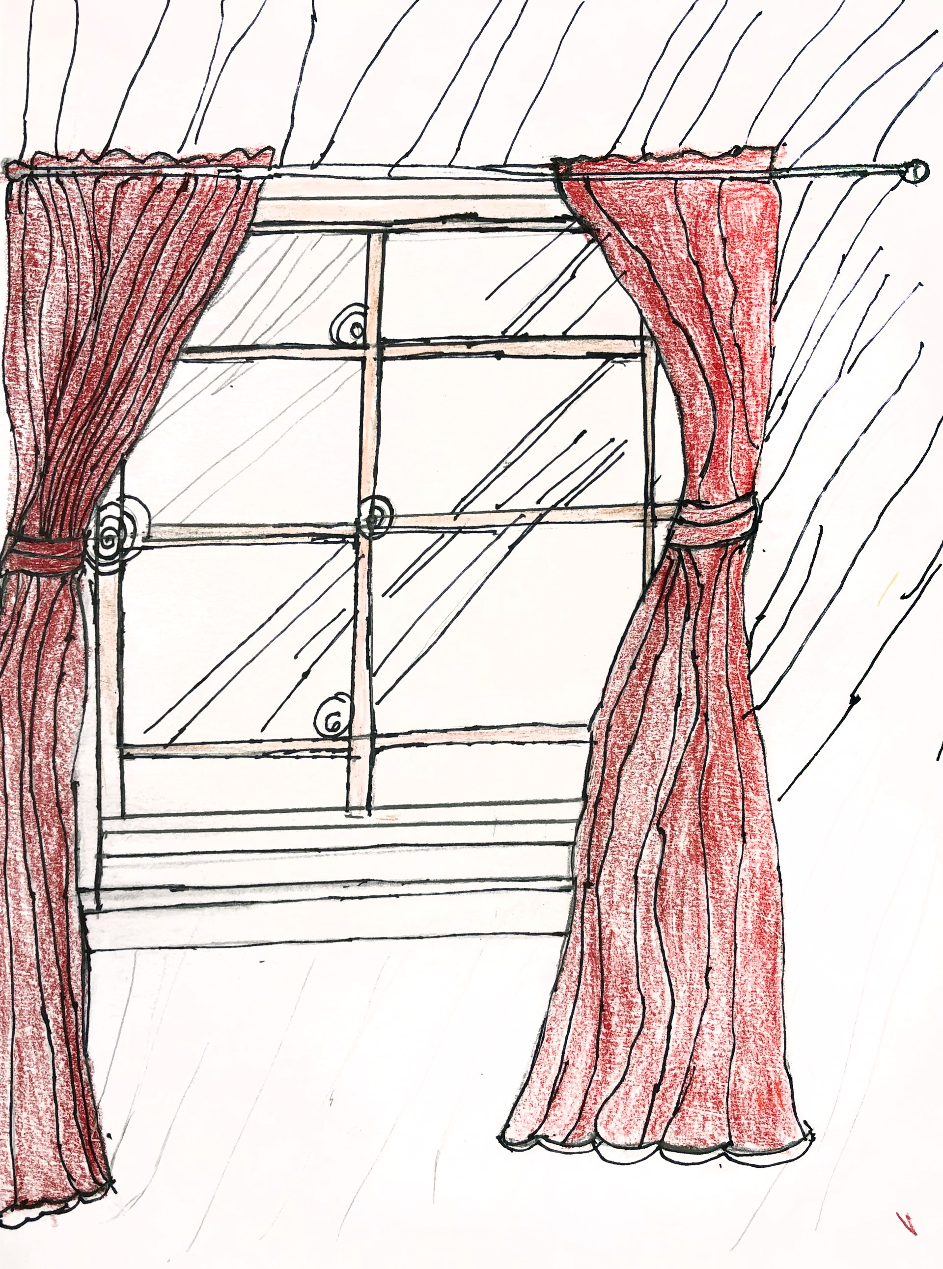 Window by Raymond Lewis