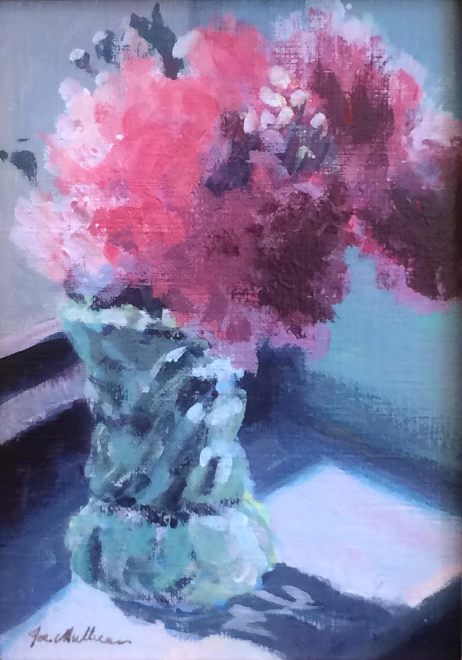Window Blossoms by Joe Mullican