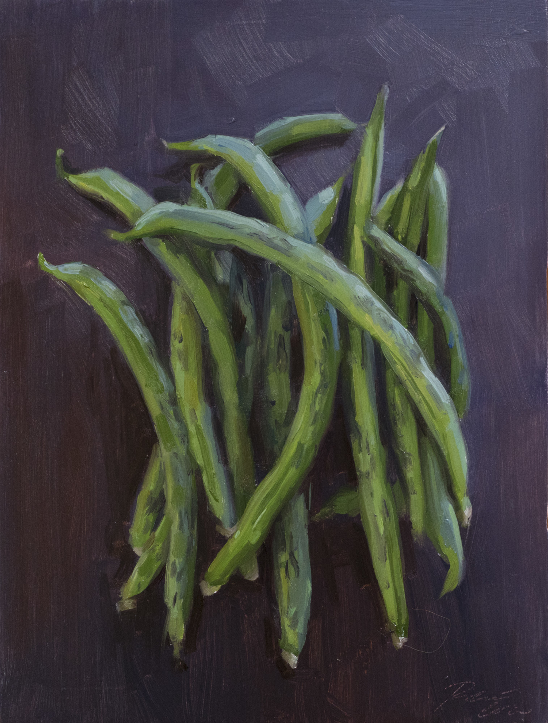Green Beans by Robin Cole