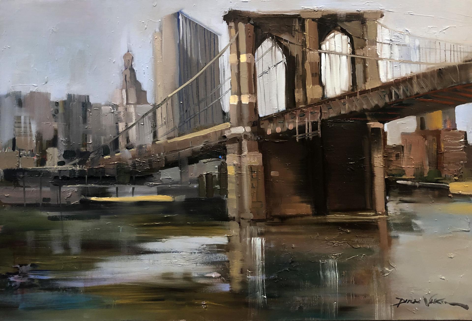 Bridges of NYC by Dirk Walker
