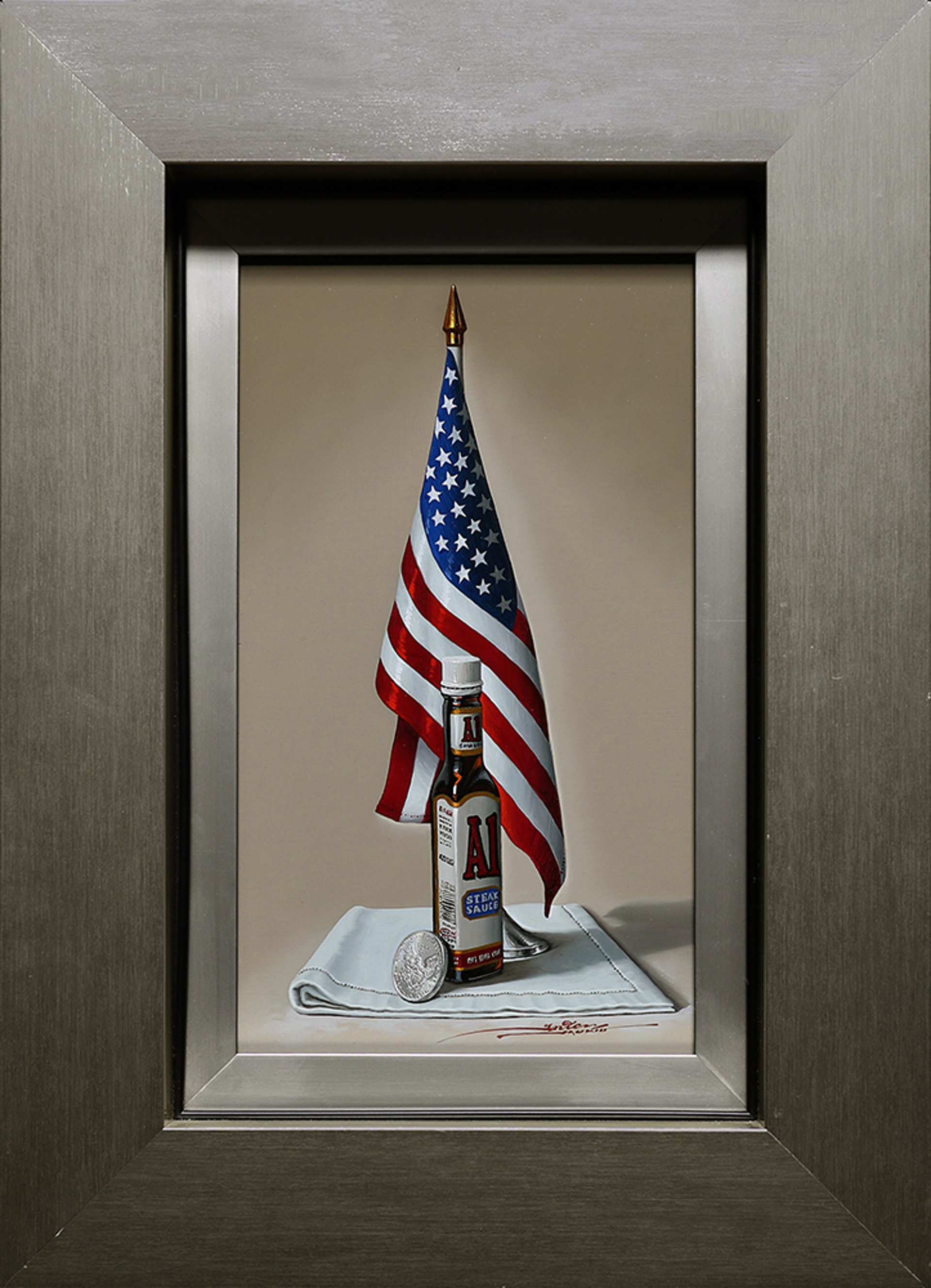 Born in the USA by Javier Mulio