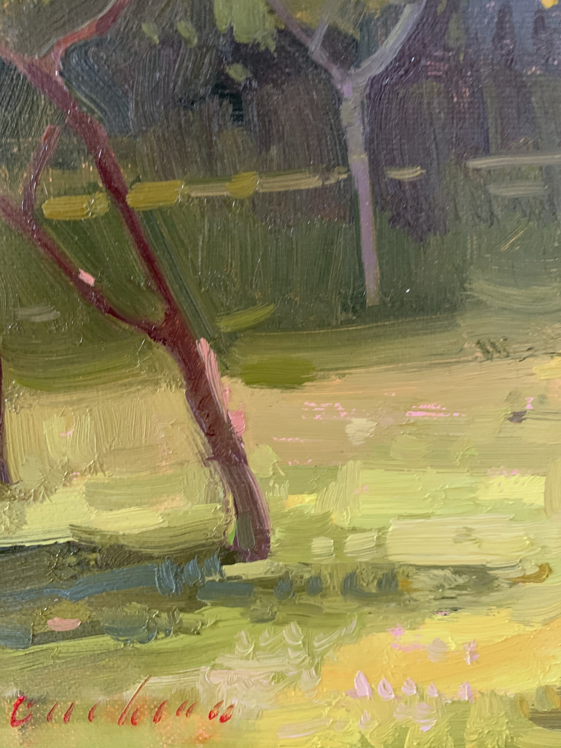 Many Shades of Green by Aimee Erickson