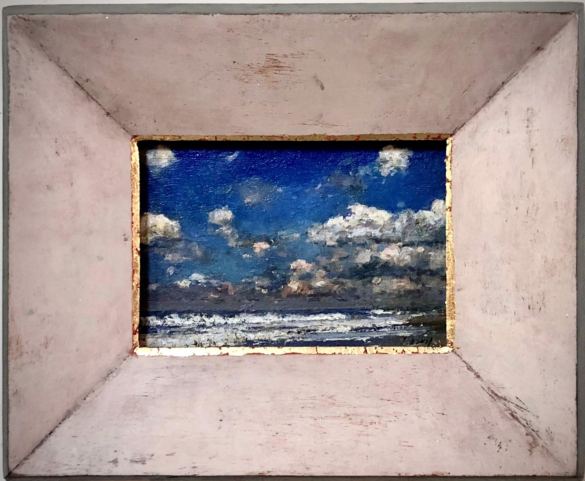 Fort Macon Beach by Julyan Davis