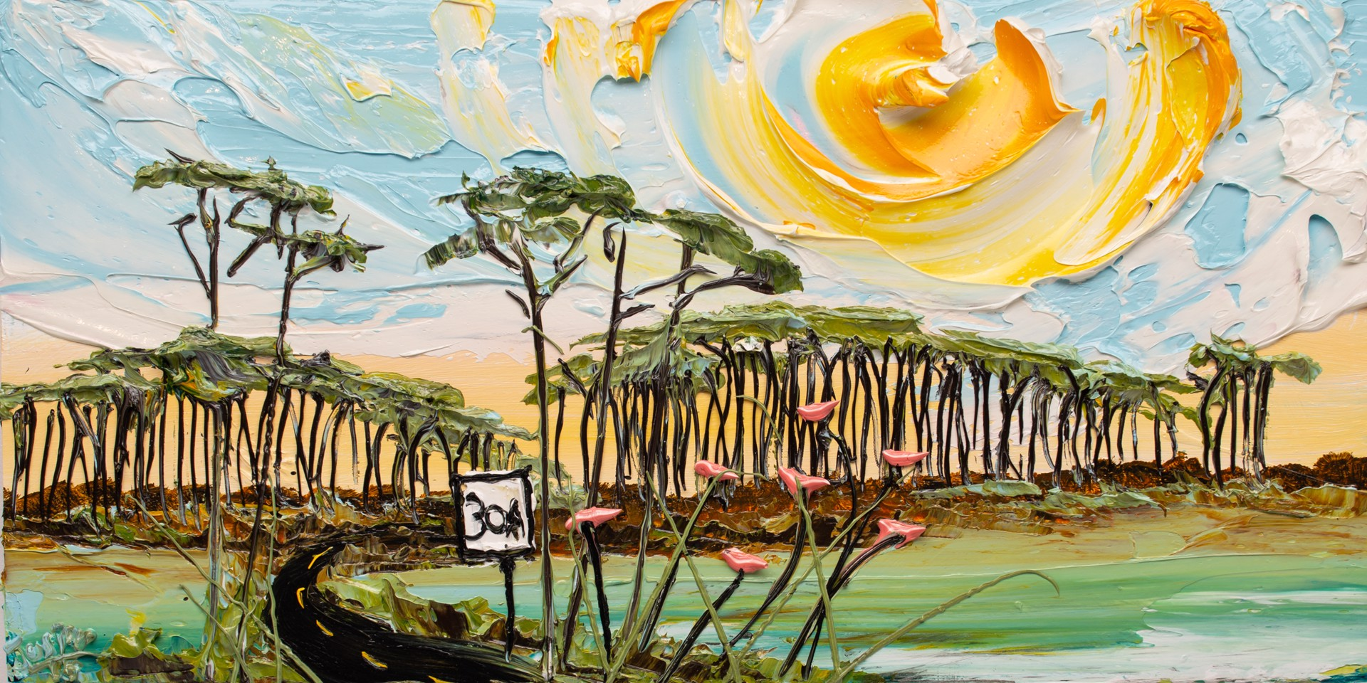 LAKESCAPE LS-30x15-2019-247 by JUSTIN GAFFREY