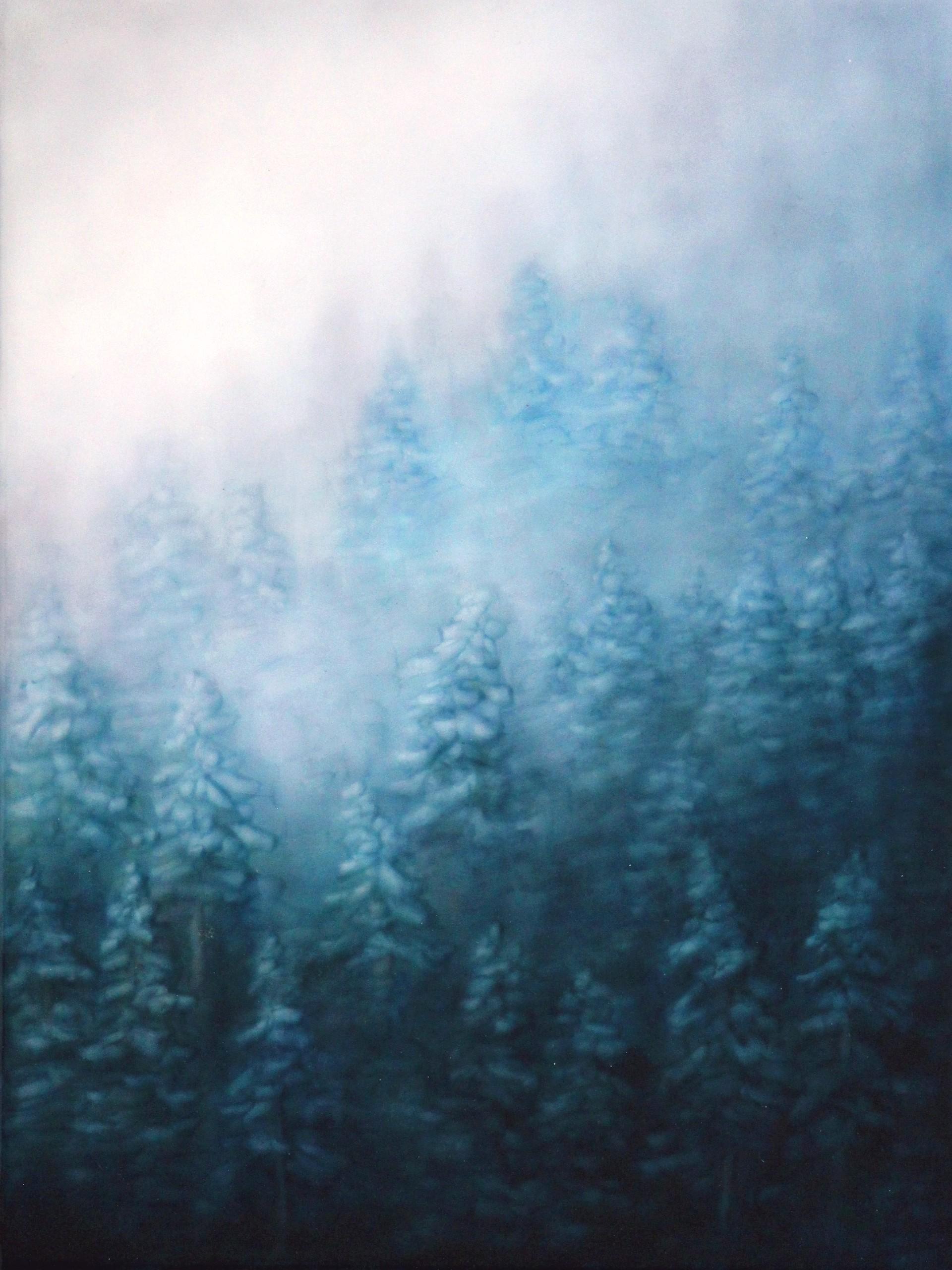 Along the Shadowed Ridge by Brian Sostrom