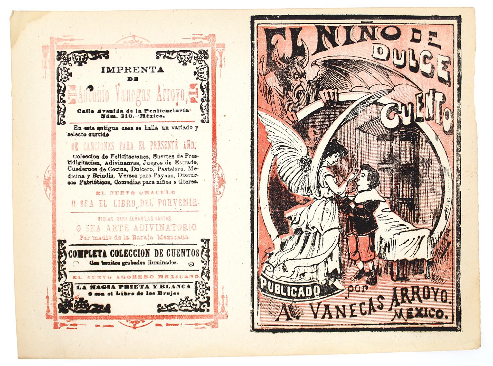 El Niño de Dulce by José Guadalupe Posada (1852 - 1913)